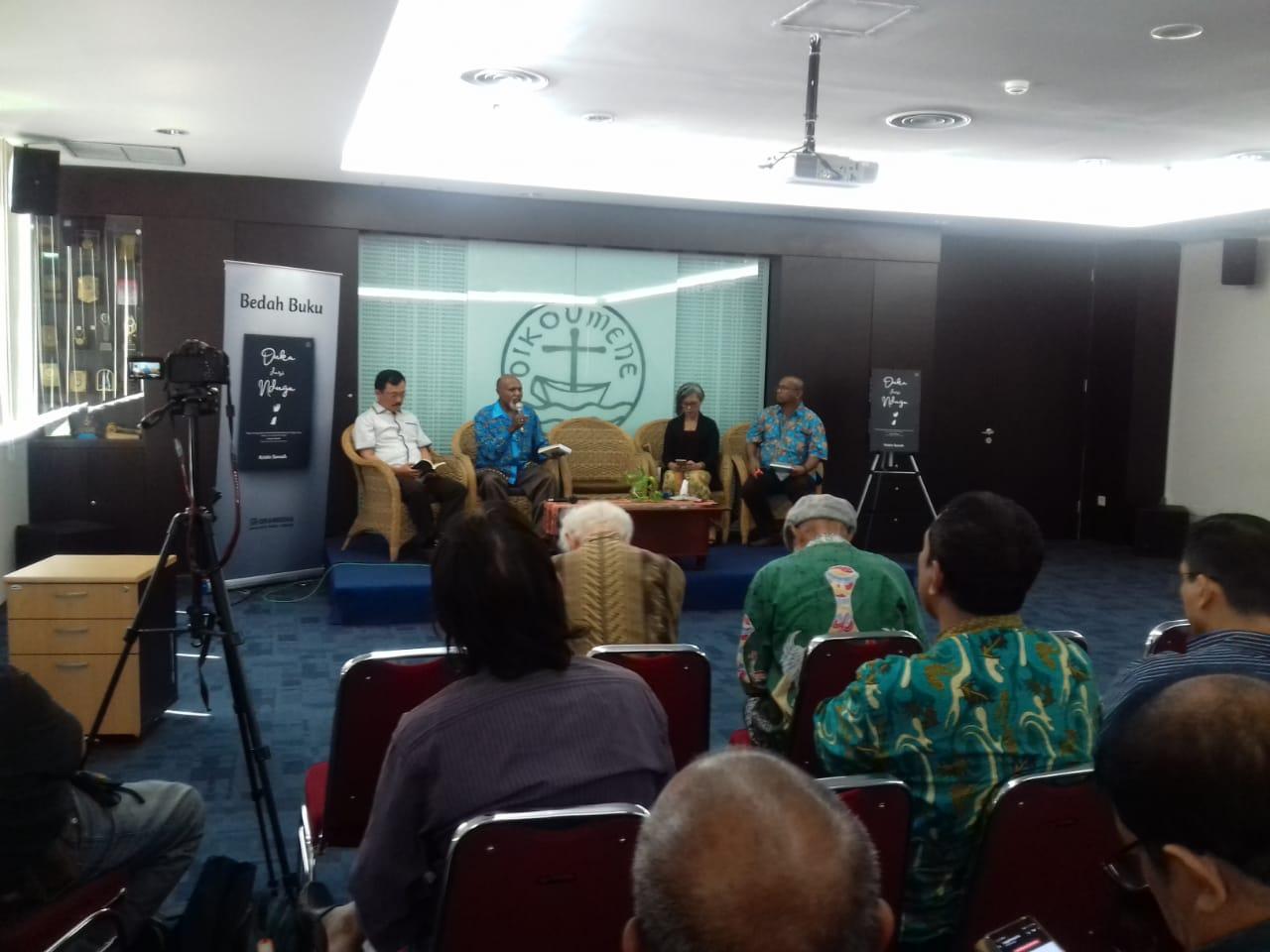 Kristin Samah Menuliskan Kisah Pilu dari Papua Atas Dasar Kemanusiaan