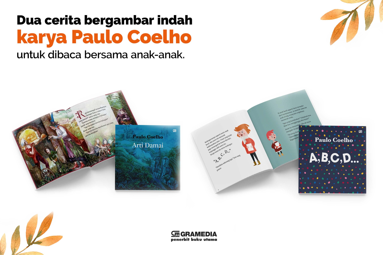 Karya Terbaru Paulo Coelho untuk Anak Sedunia