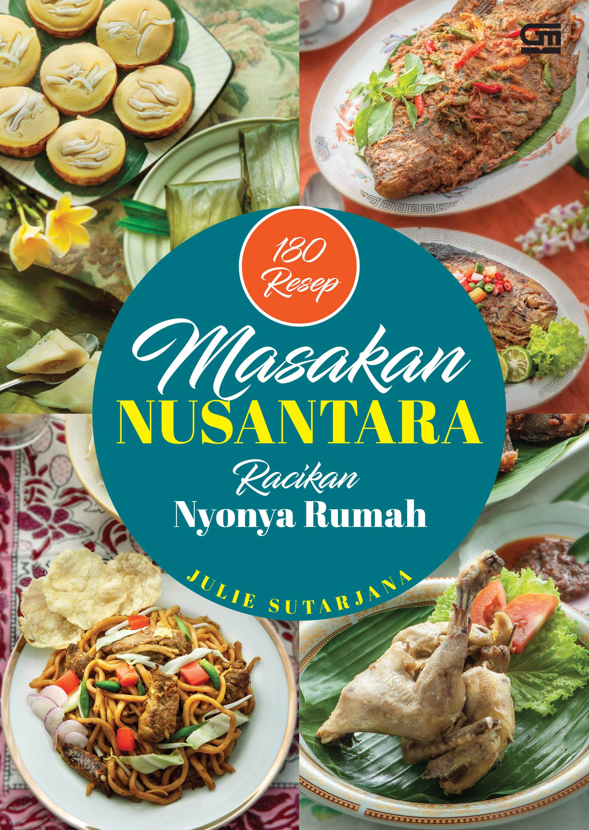 180 Resep Masakan Nusantara Racikan Nyonya Rumah