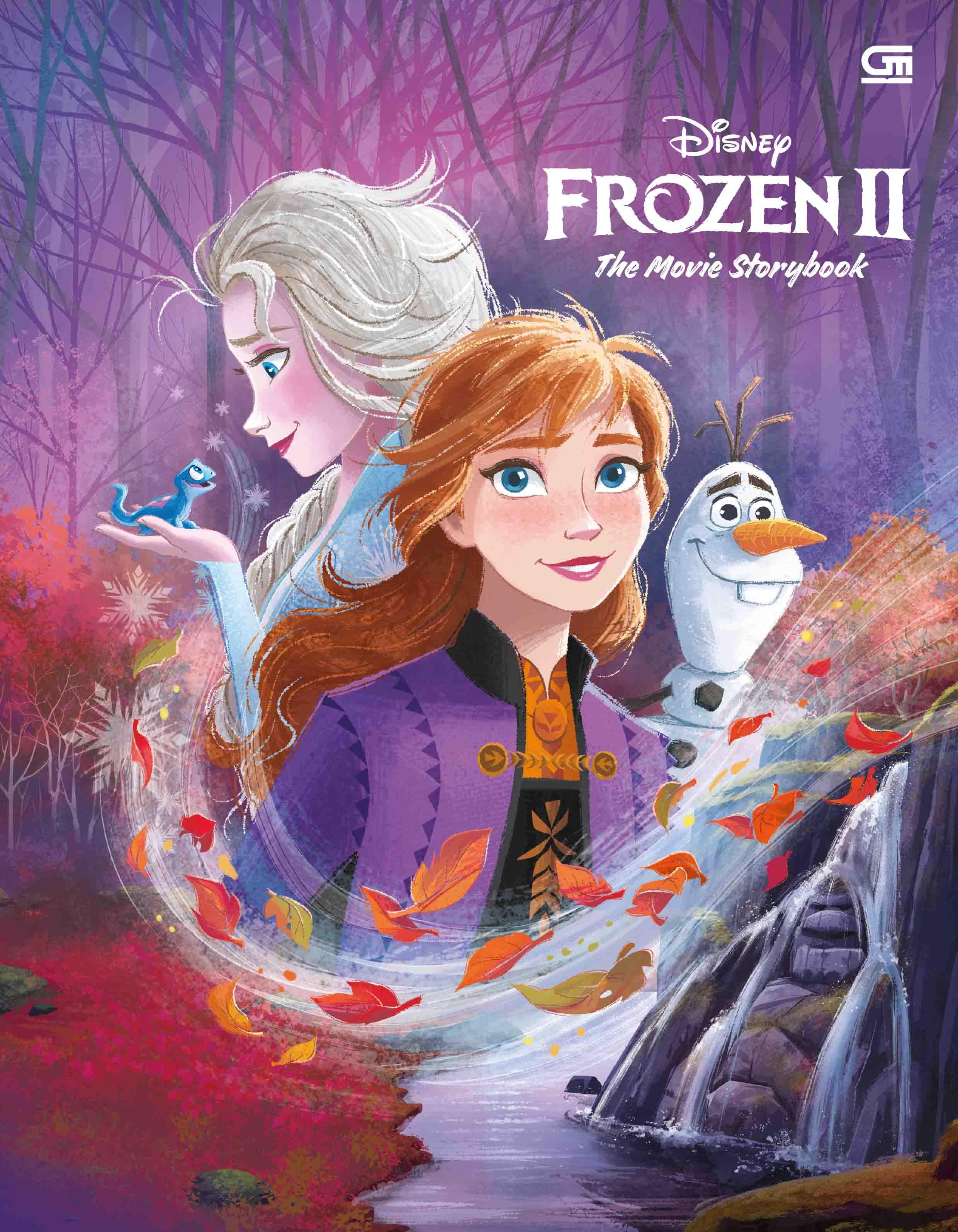 Frozen II: The Movie Storybook