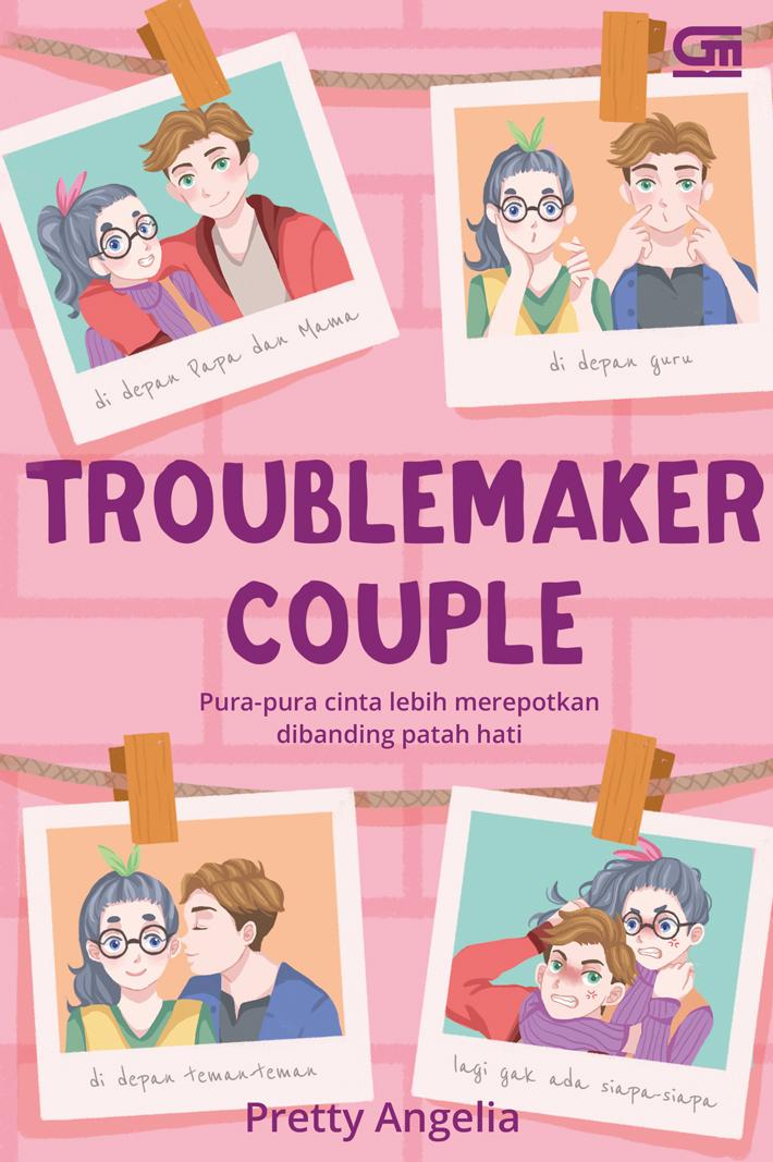 TeenLit: Troublemaker Couple