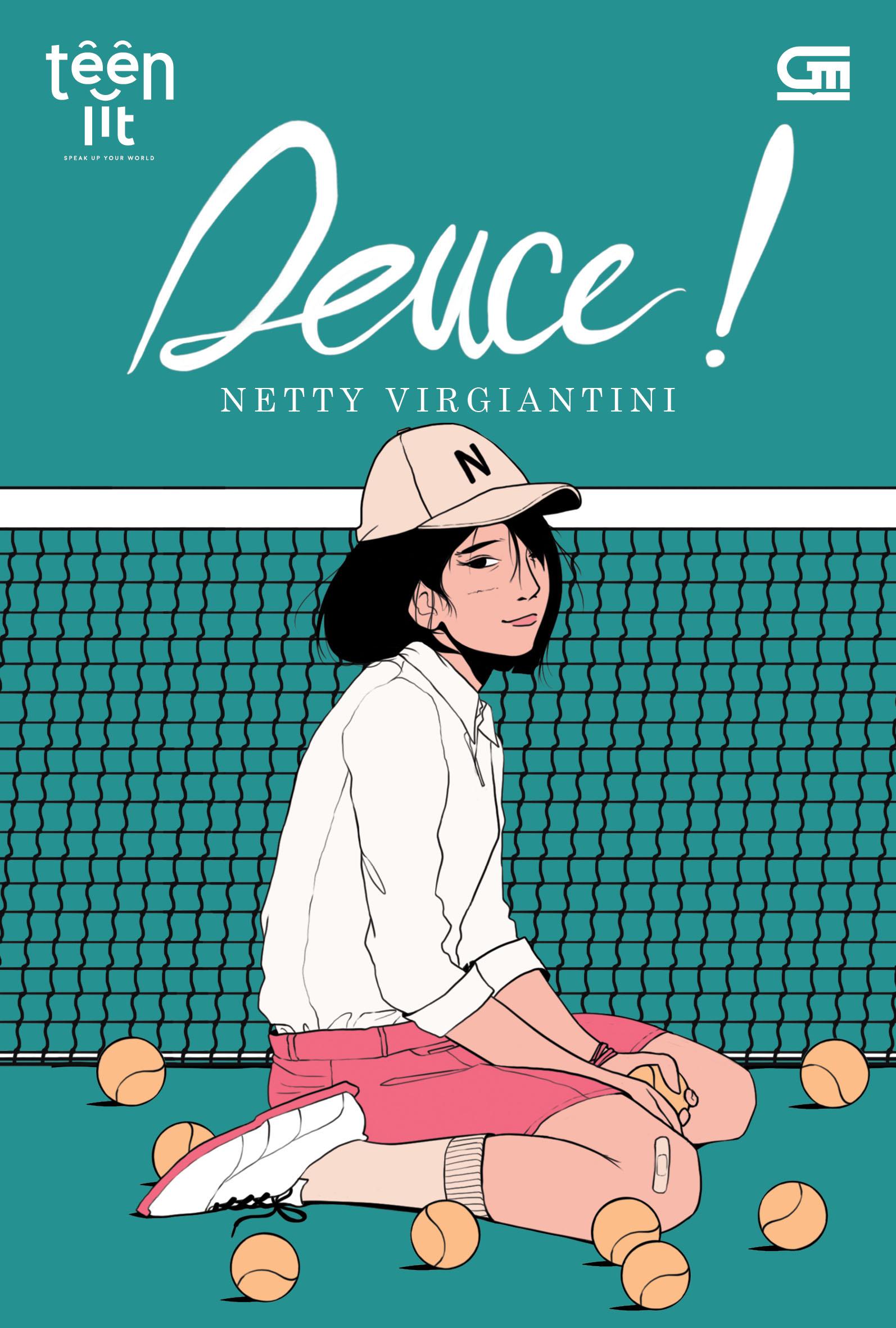 TeenLit: Deuce