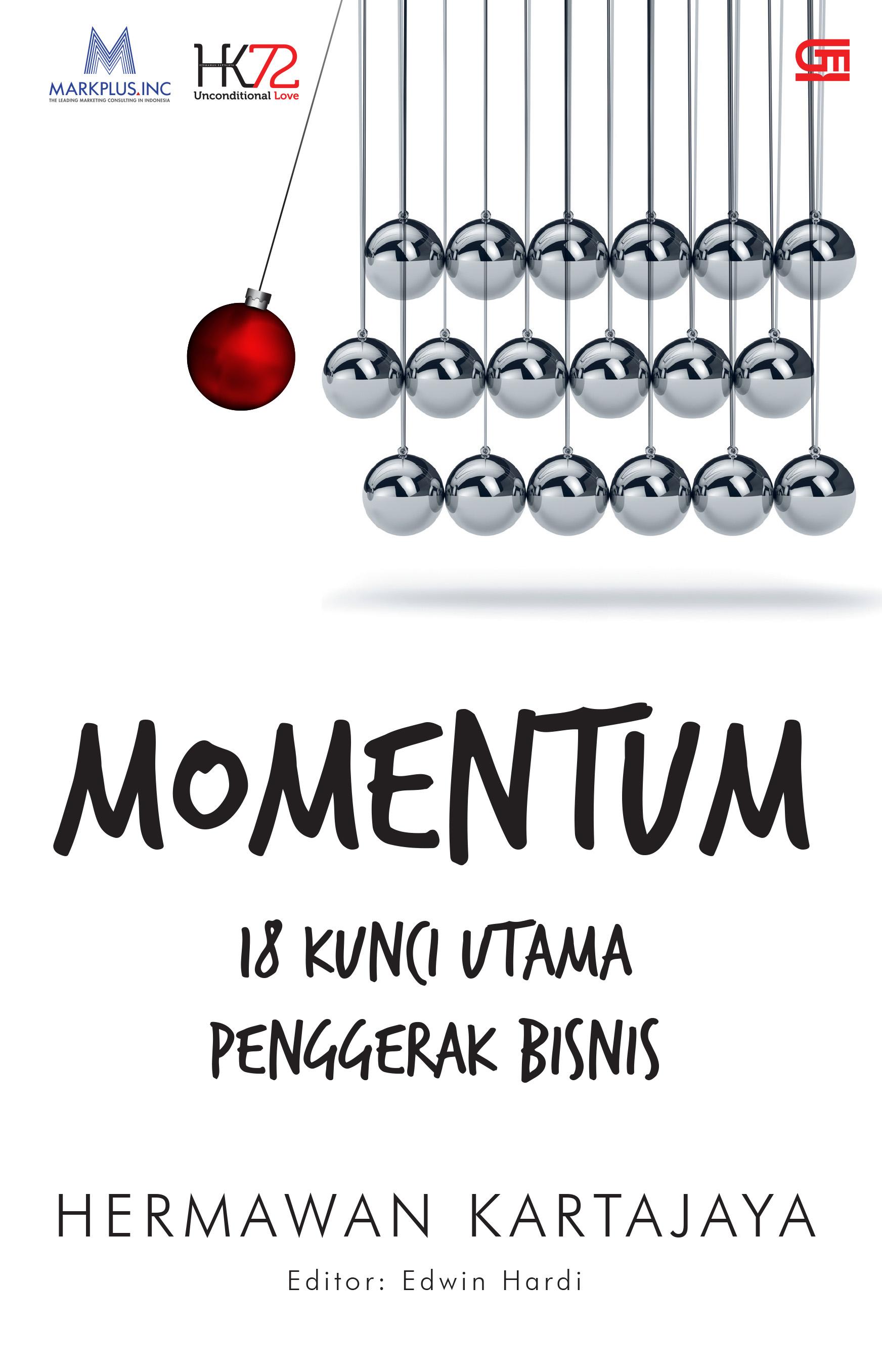 Momentum: 18 Kunci Utama Penggerak Bisnis