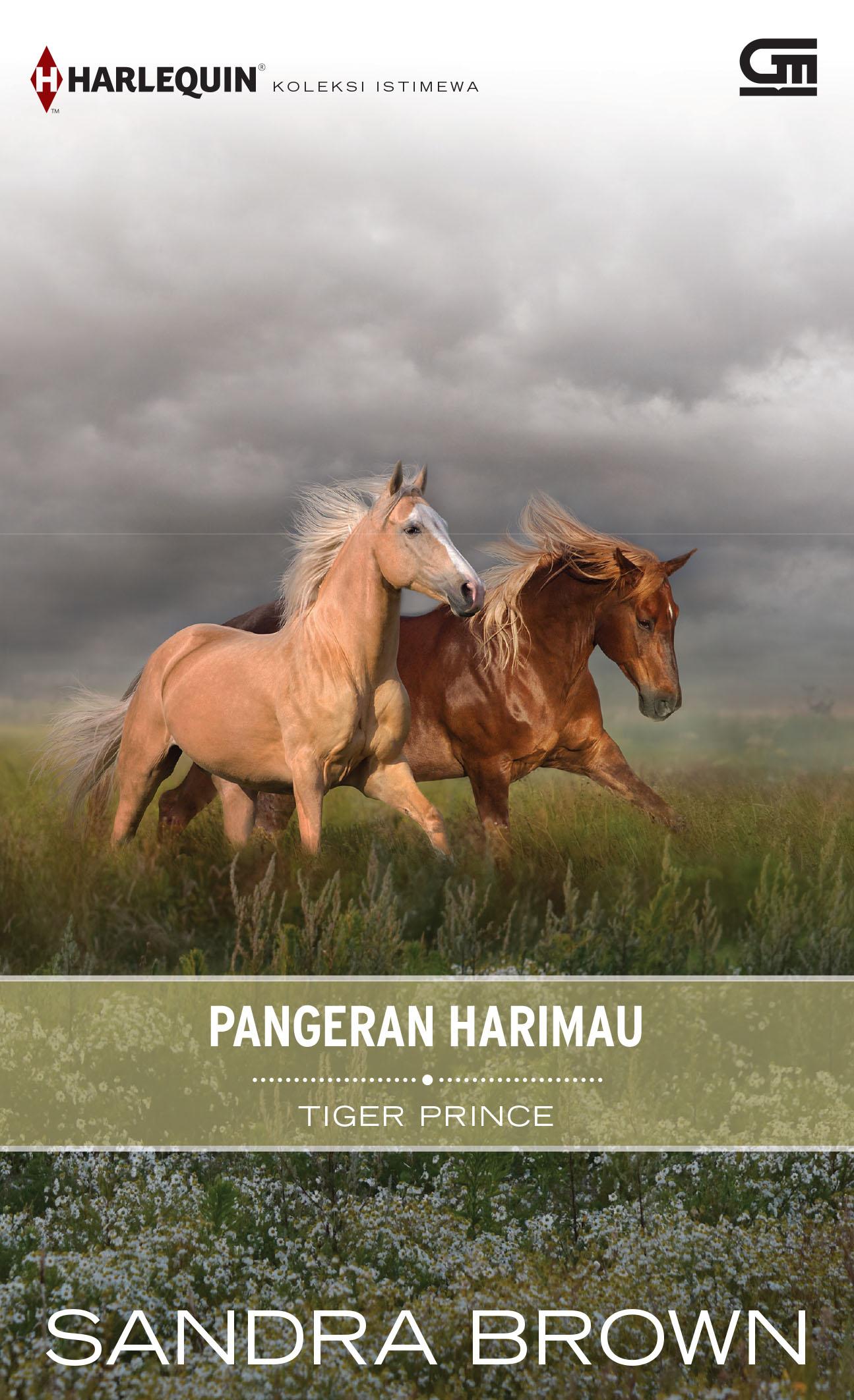 Harlequin Koleksi Istimewa: Pangeran Harimau (Tiger Prince)