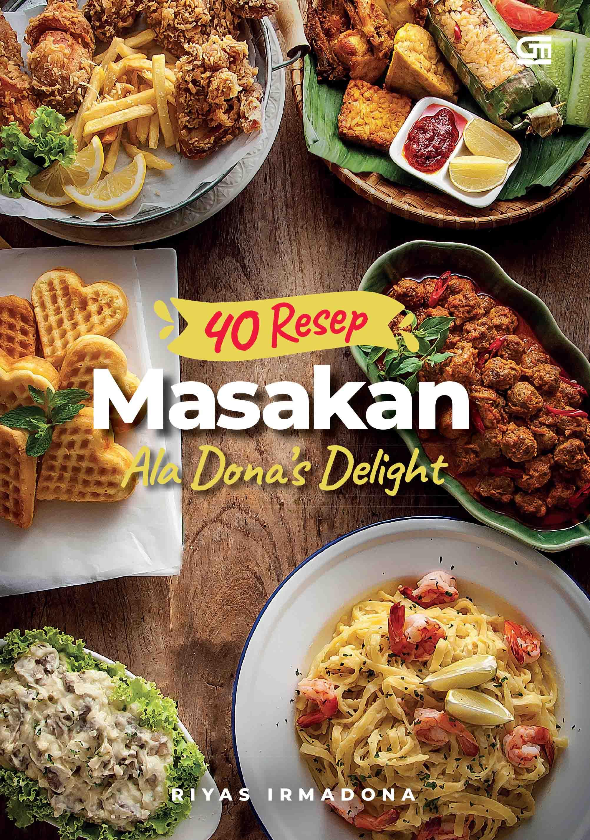40 Resep Masakan ala Dona\'s Delight