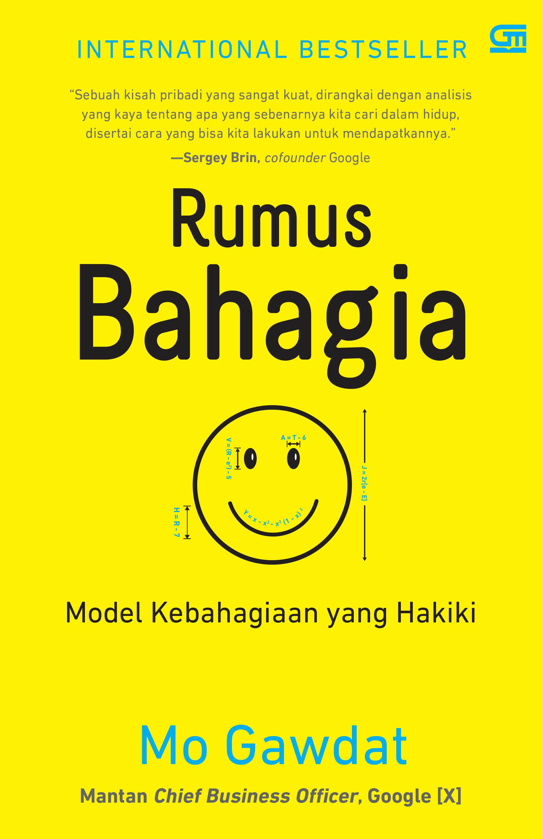 Rumus Bahagia: Model Kebahagiaan yang Hakiki