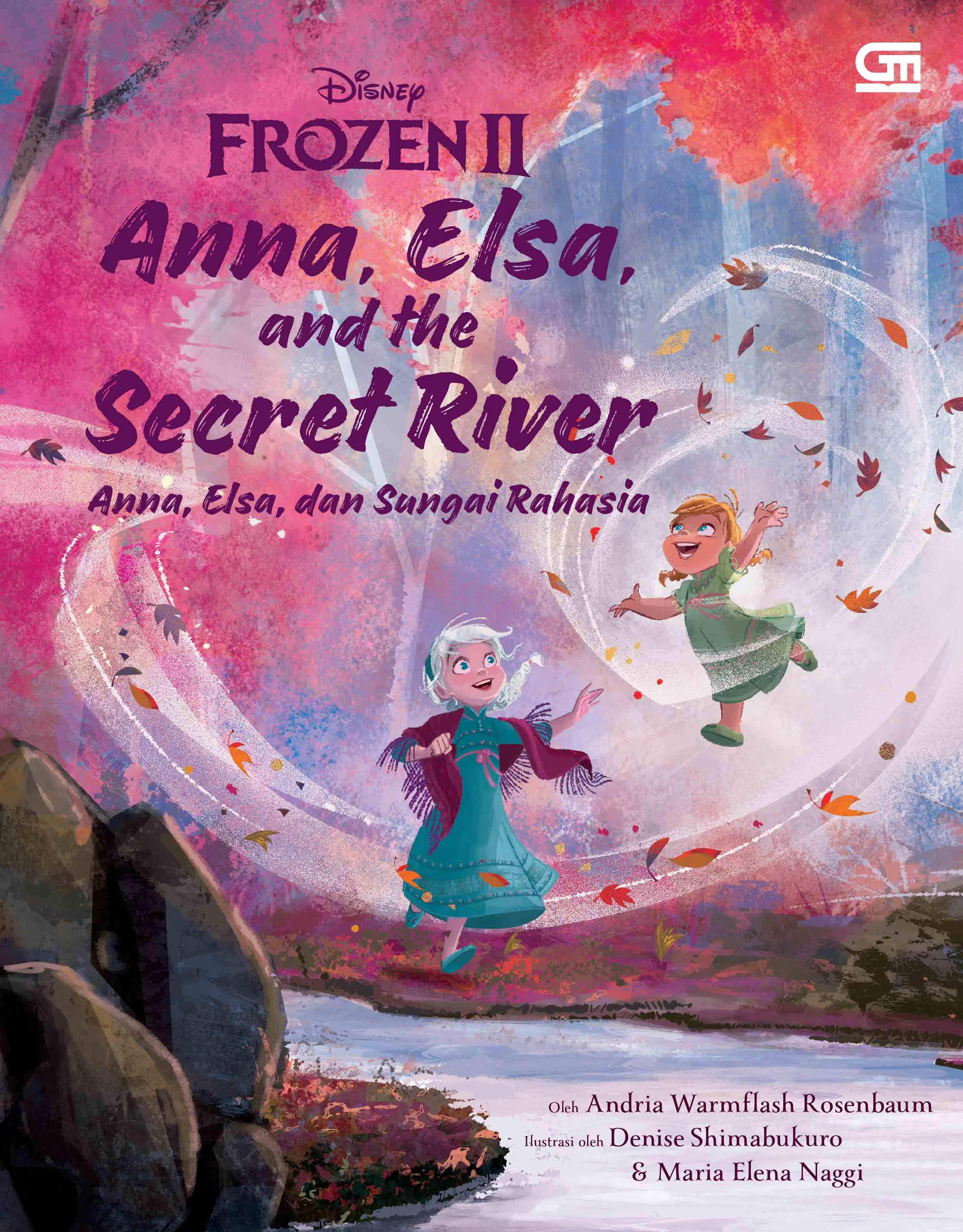 Frozen II: Anna, Elsa dan Sungai Rahasia
