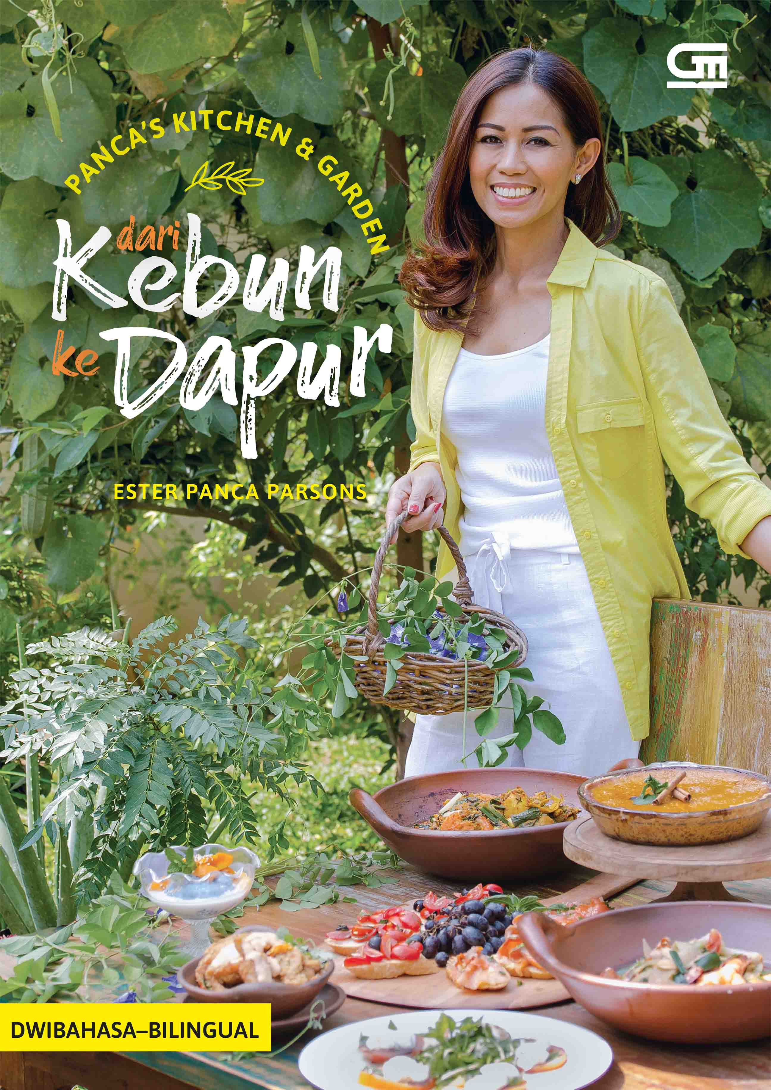 Panca\\\'s Kitchen & Garden dari Kebun ke Dapur