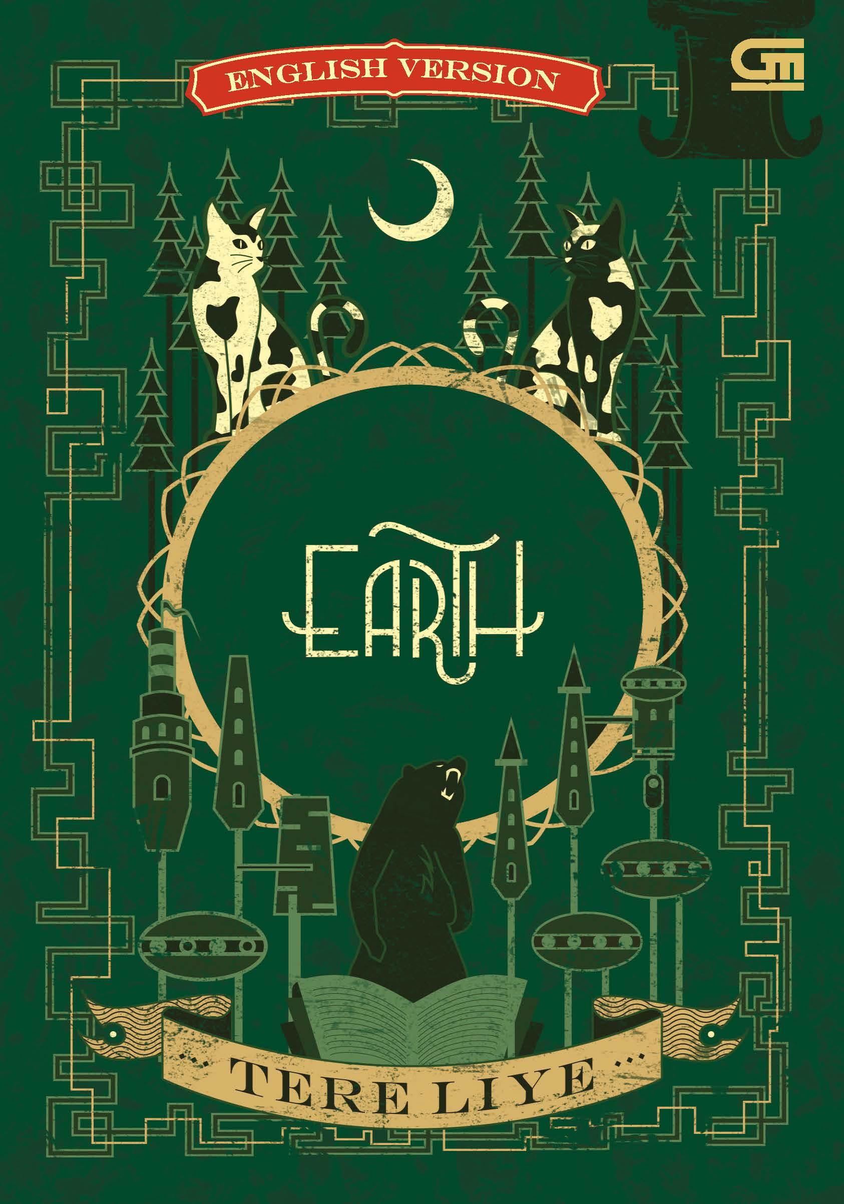 Earth - Edisi Inggris Bumi