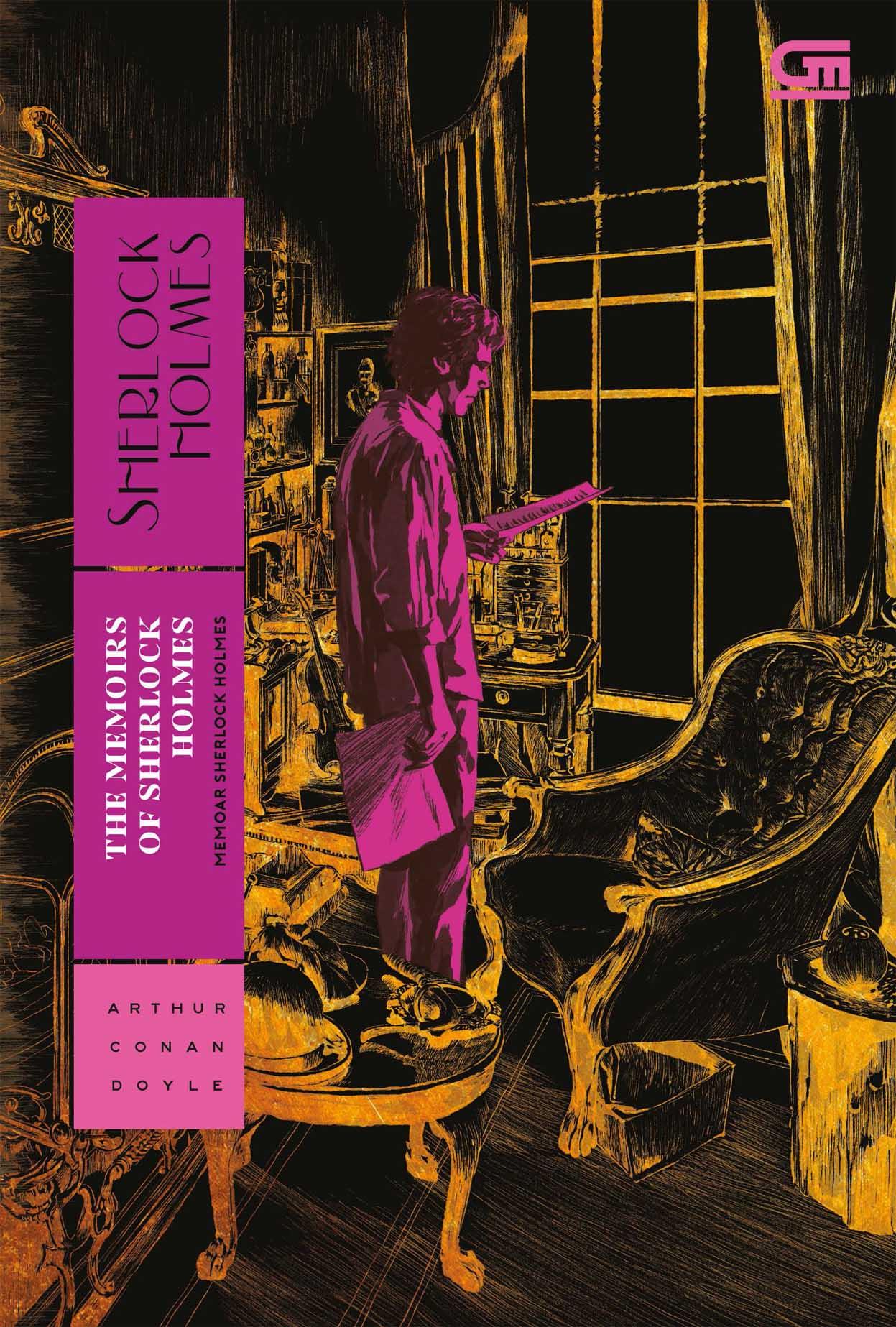 Memoar Sherlock Holmes (The Memoirs of Sherlock Holmes)
