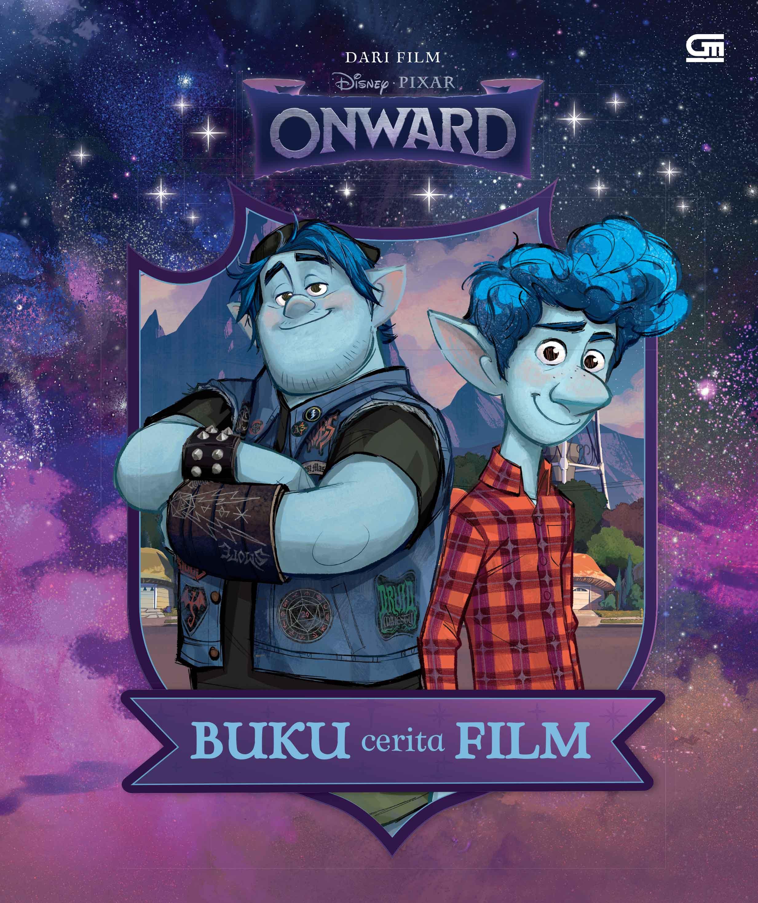 Onward: Buku Cerita Film (Onward: Book of the Film)