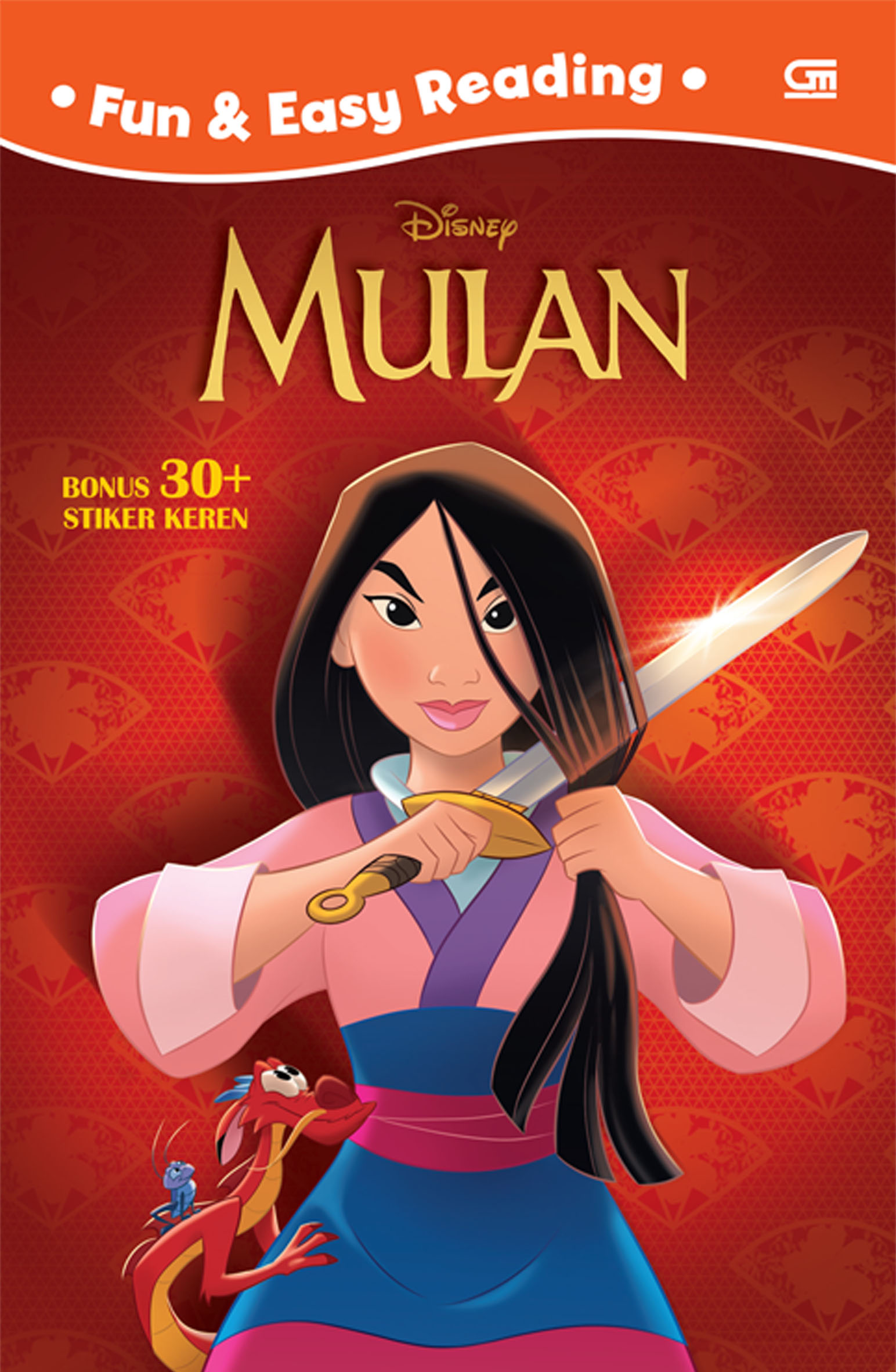 Mulan - Fun & Easy Reading