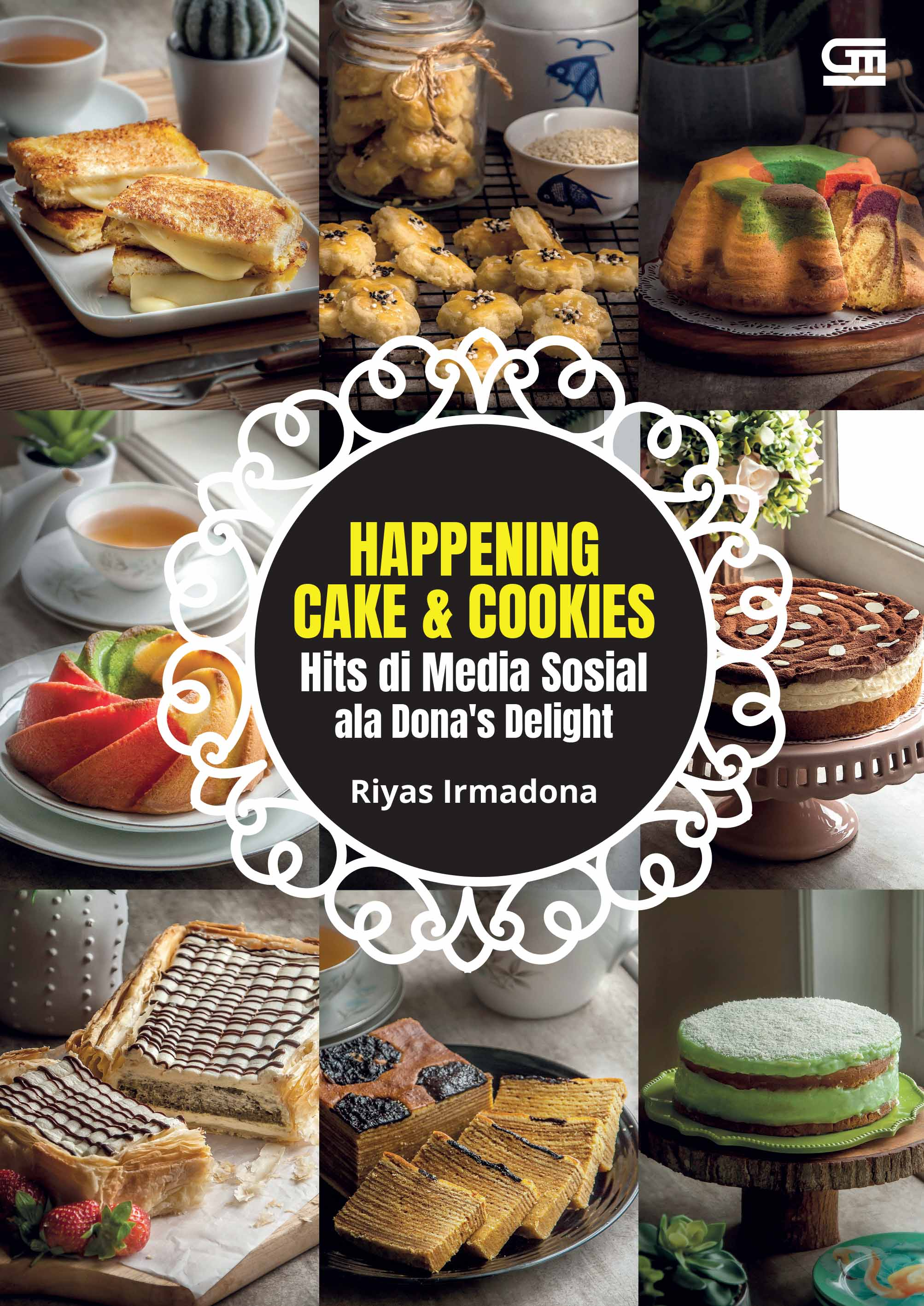 Happening Cake & Cookies Hits di Media Sosial ala Dona\'s Delight