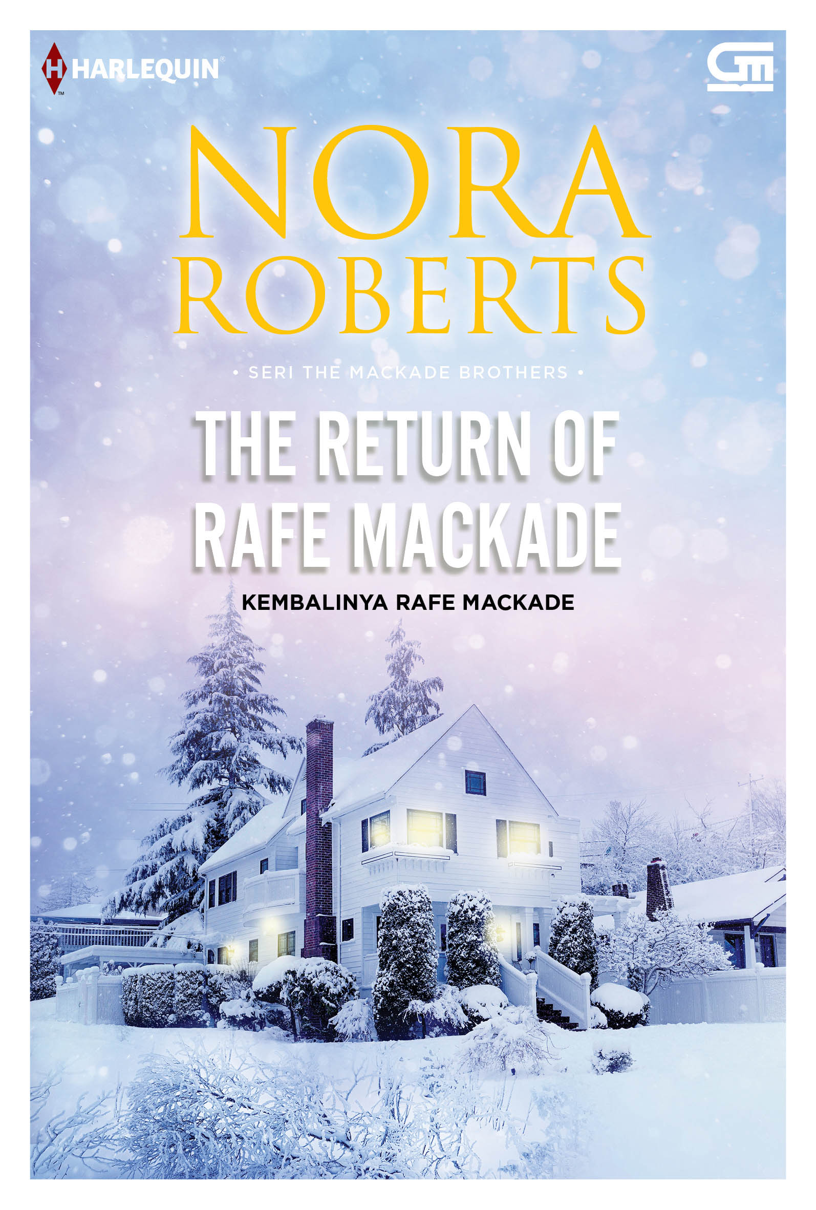 Harlequin: Kembalinya Rafe MacKade ( The Return of Rafe MacKade)