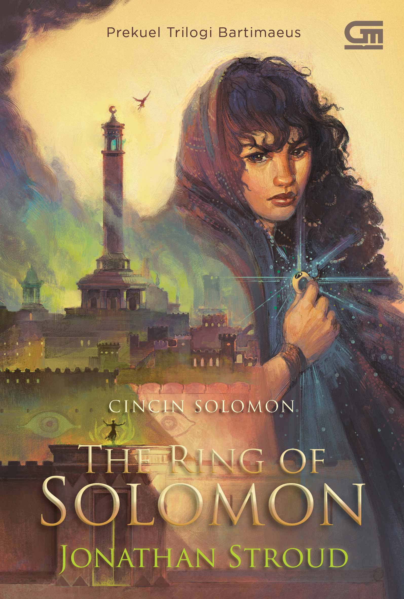 Cincin Solomon (The Ring of Solomon)