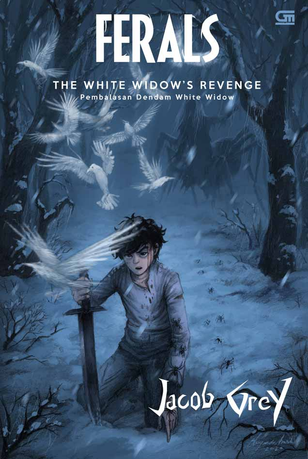 Ferals#3: Pembalasan Dendam White Widow (The White Widow's Revenge)