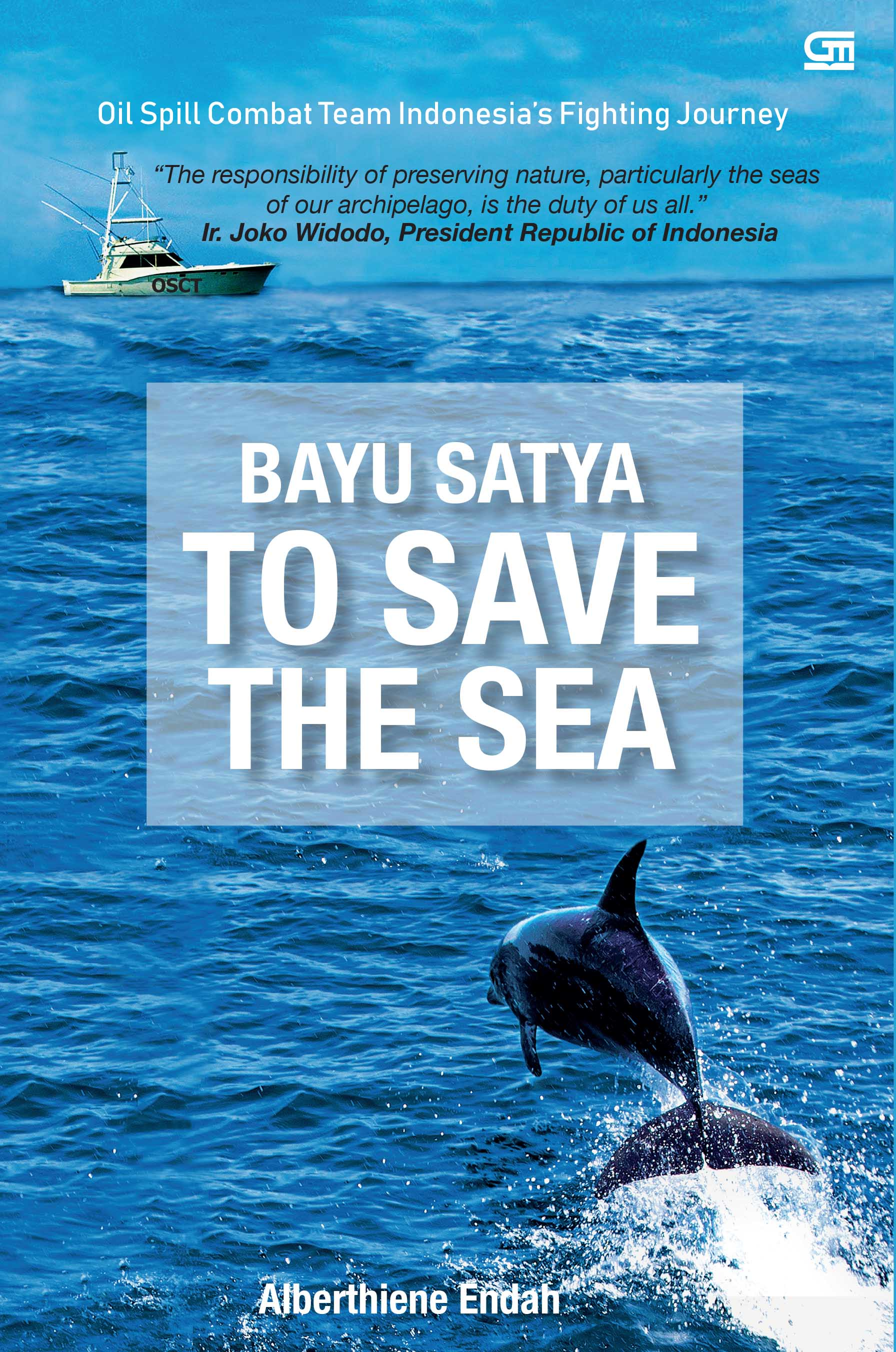Bayu Satya: To Save the Sea (Edisi Inggris)