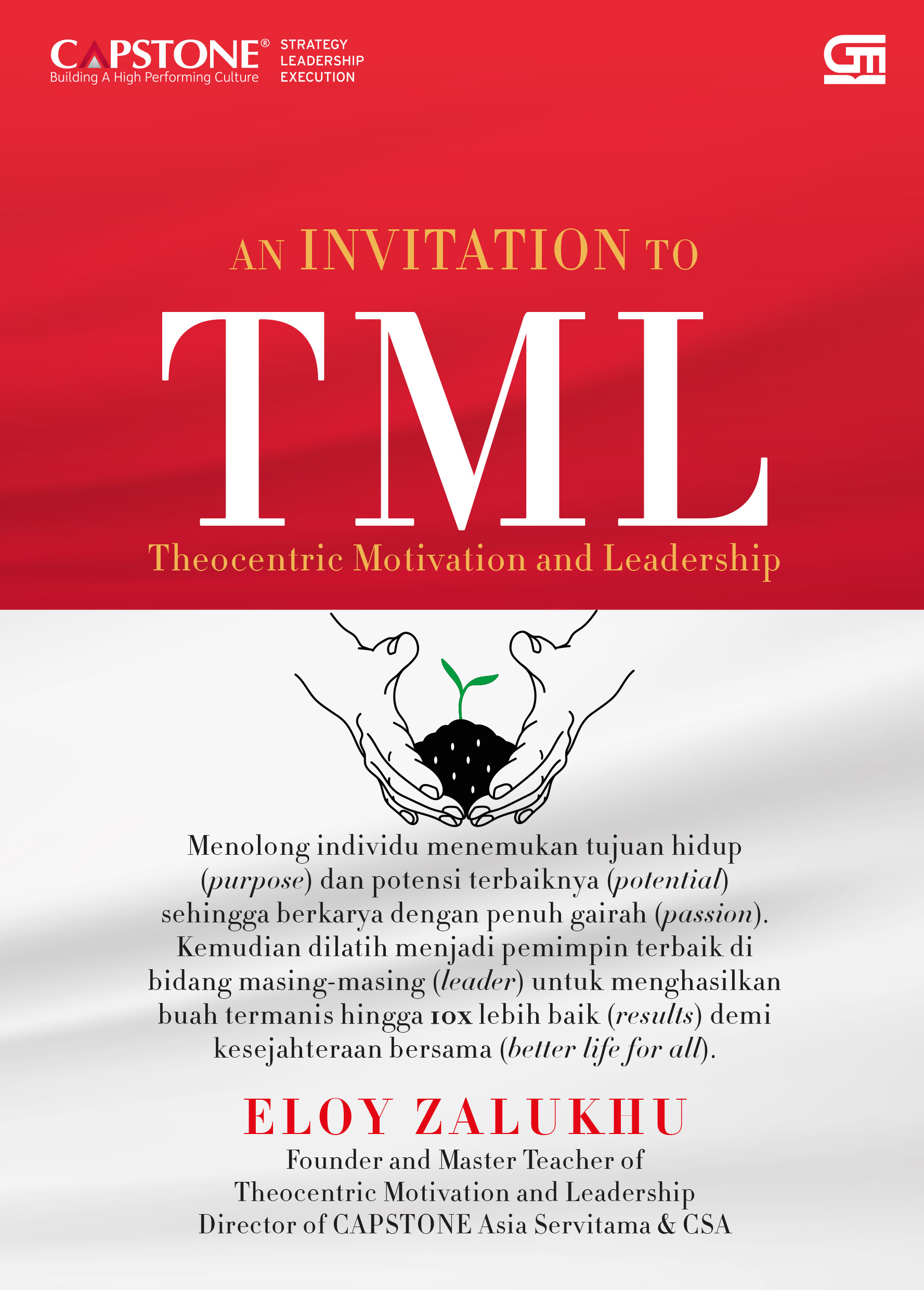An Invitation to TML (Theocentric Motivation and Leadership)