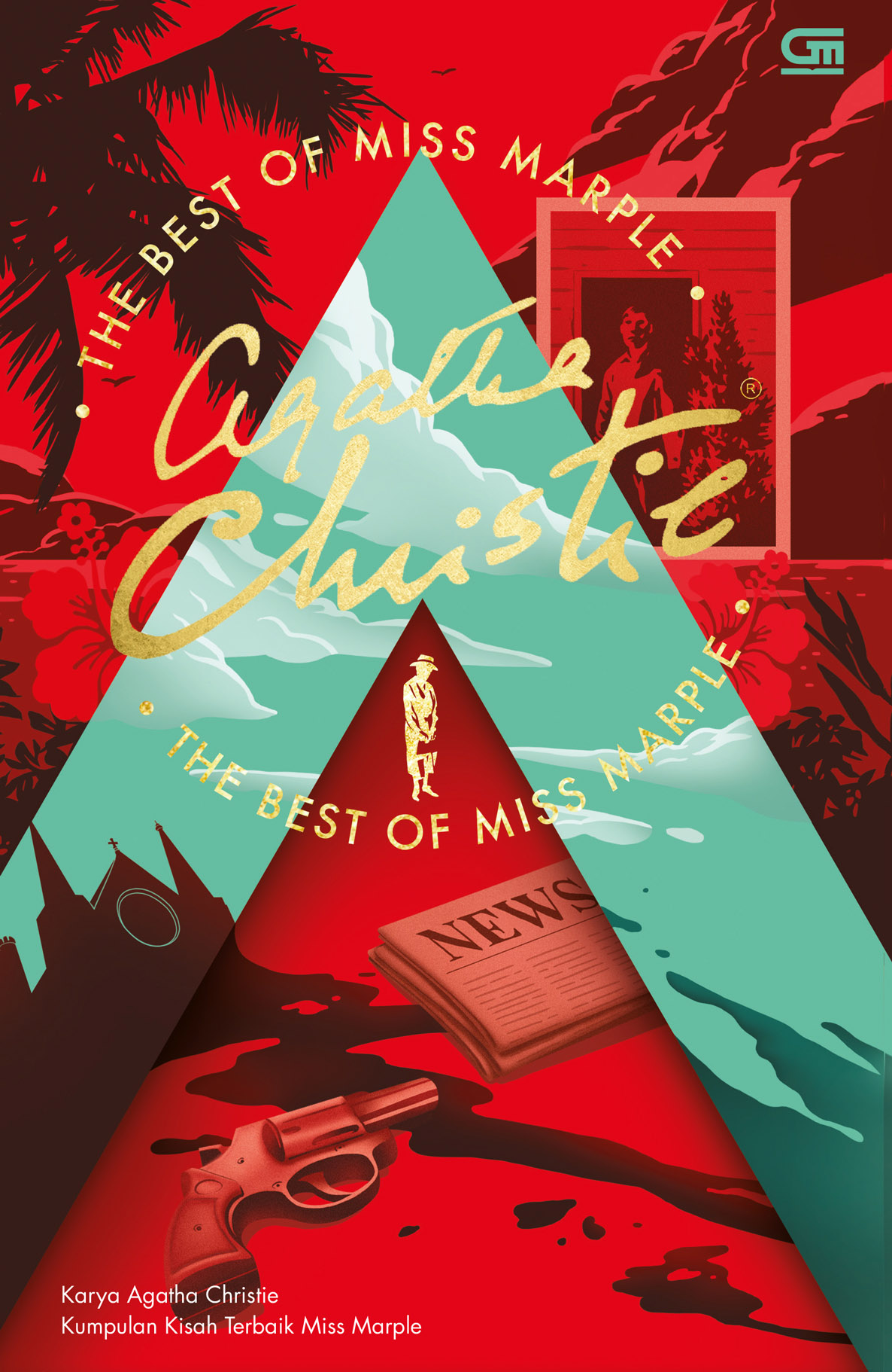 Kumpulan Kisah Terbaik Miss Marple (Agatha Christie\'s The Best of Miss Marple)