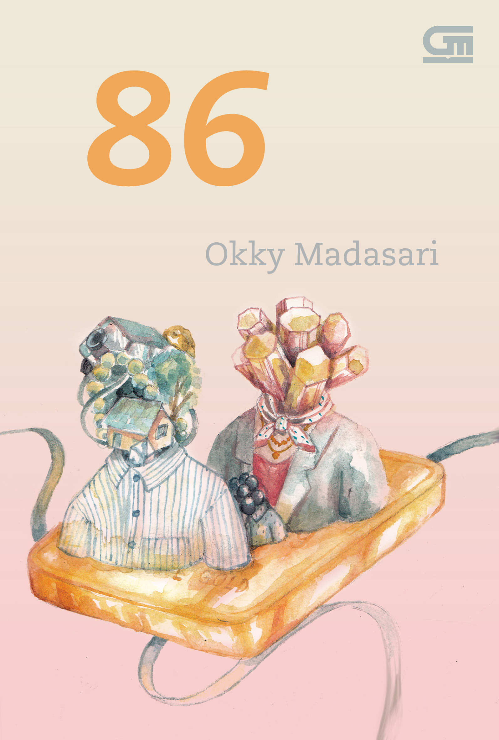 86 - Sebuah Novel