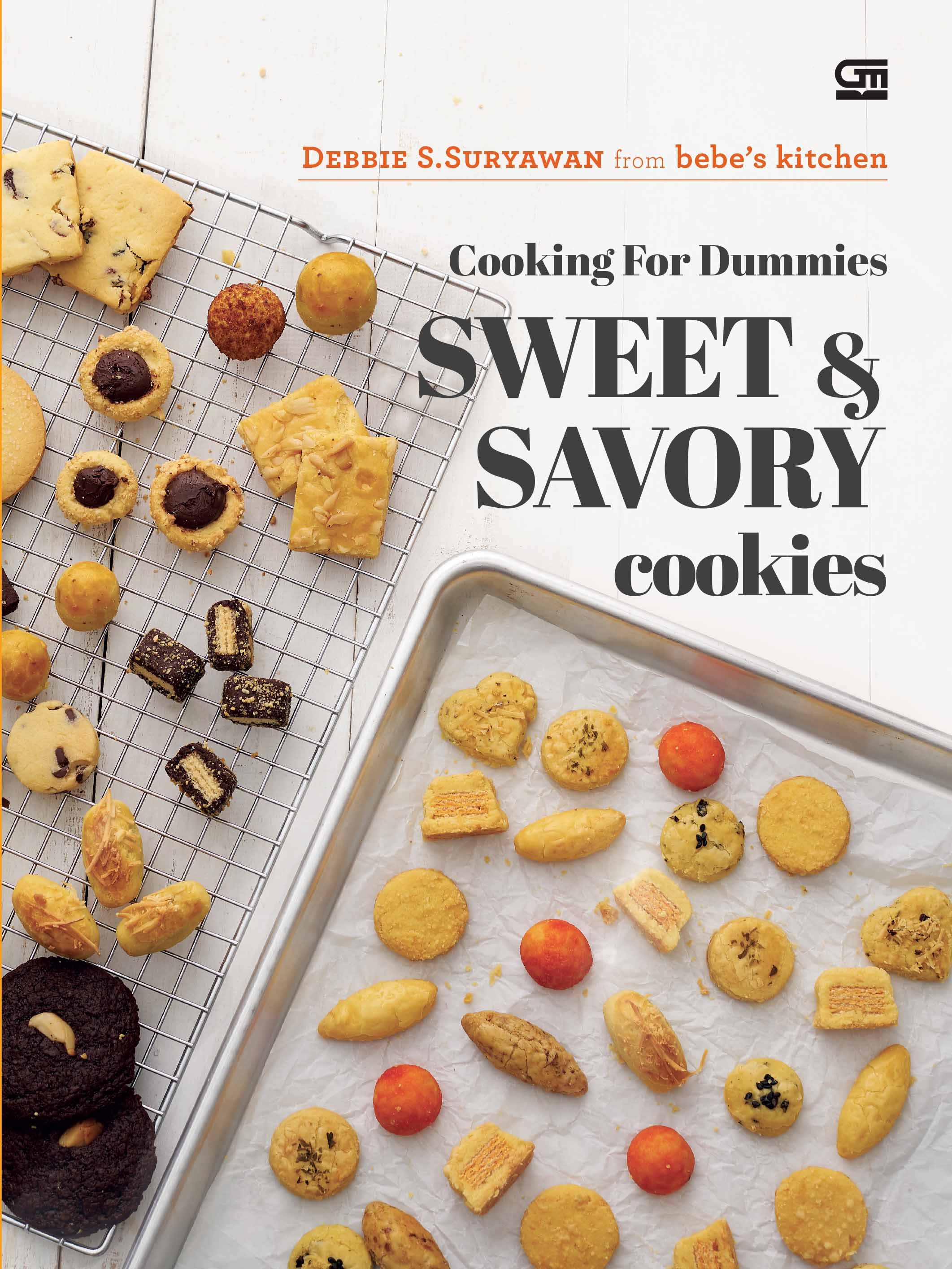 Cooking Baking for Dummies: Sweet & Savory Cookies