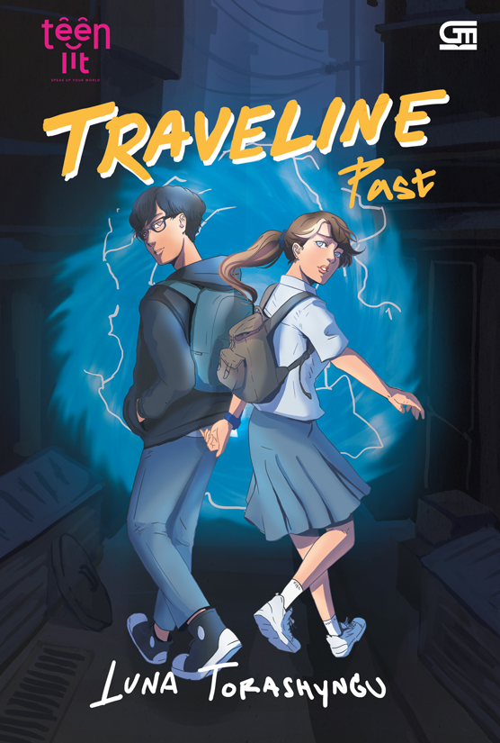 TeenLit: Traveline Past