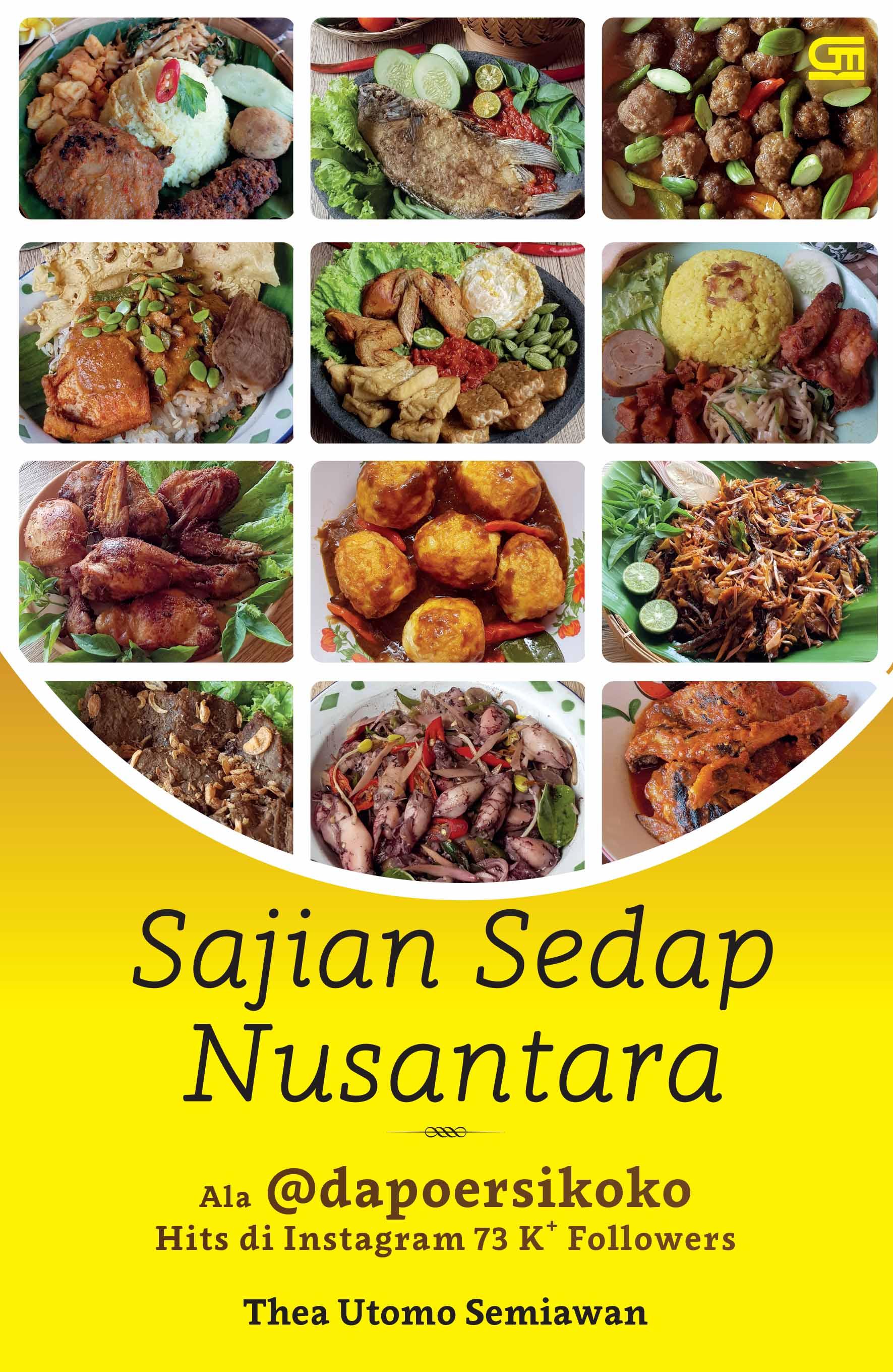 Sajian Sedap Nusantara ala @dapoersikoko