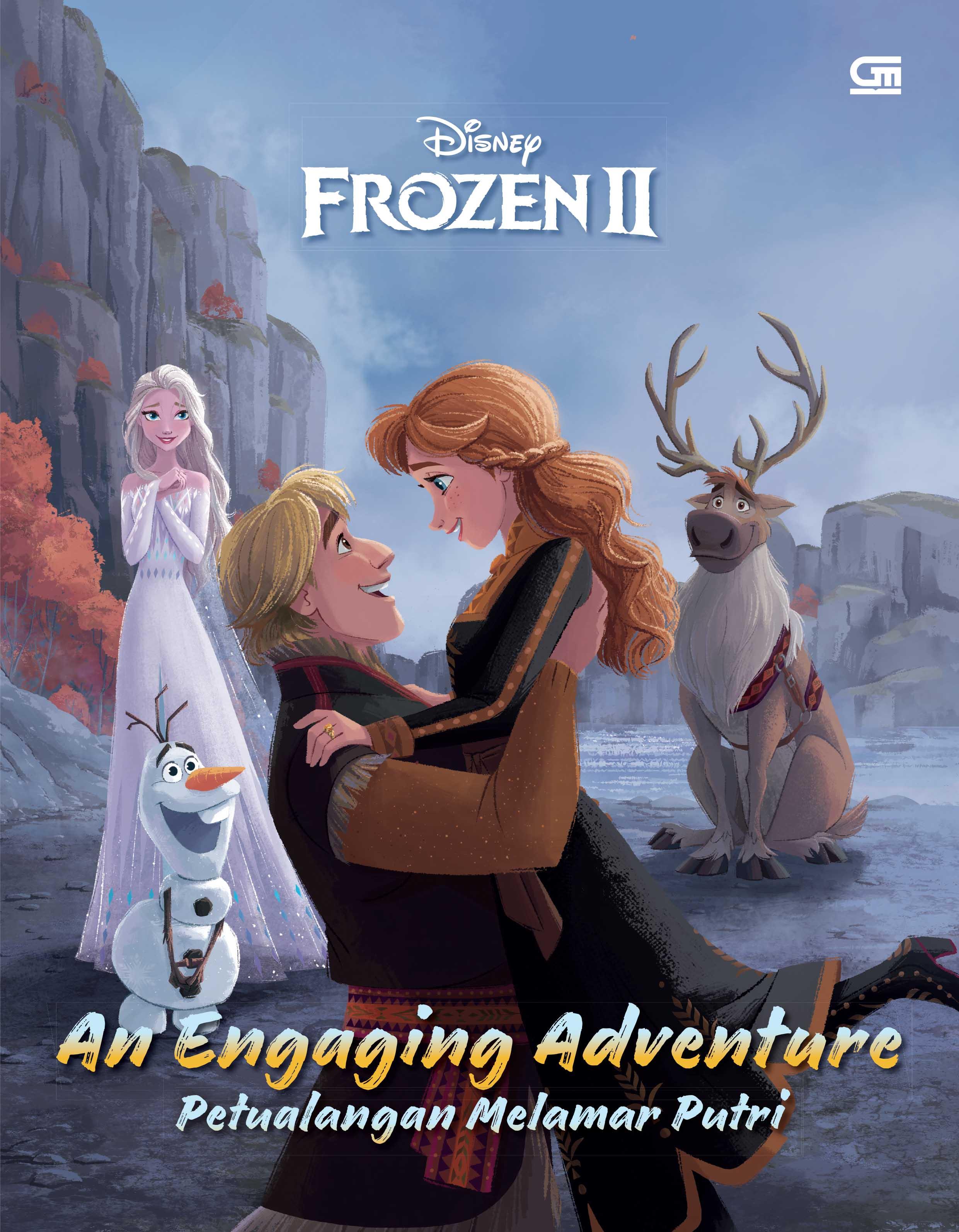 Frozen II: Petualangan Melamar Putri (An Engaging Adventure)