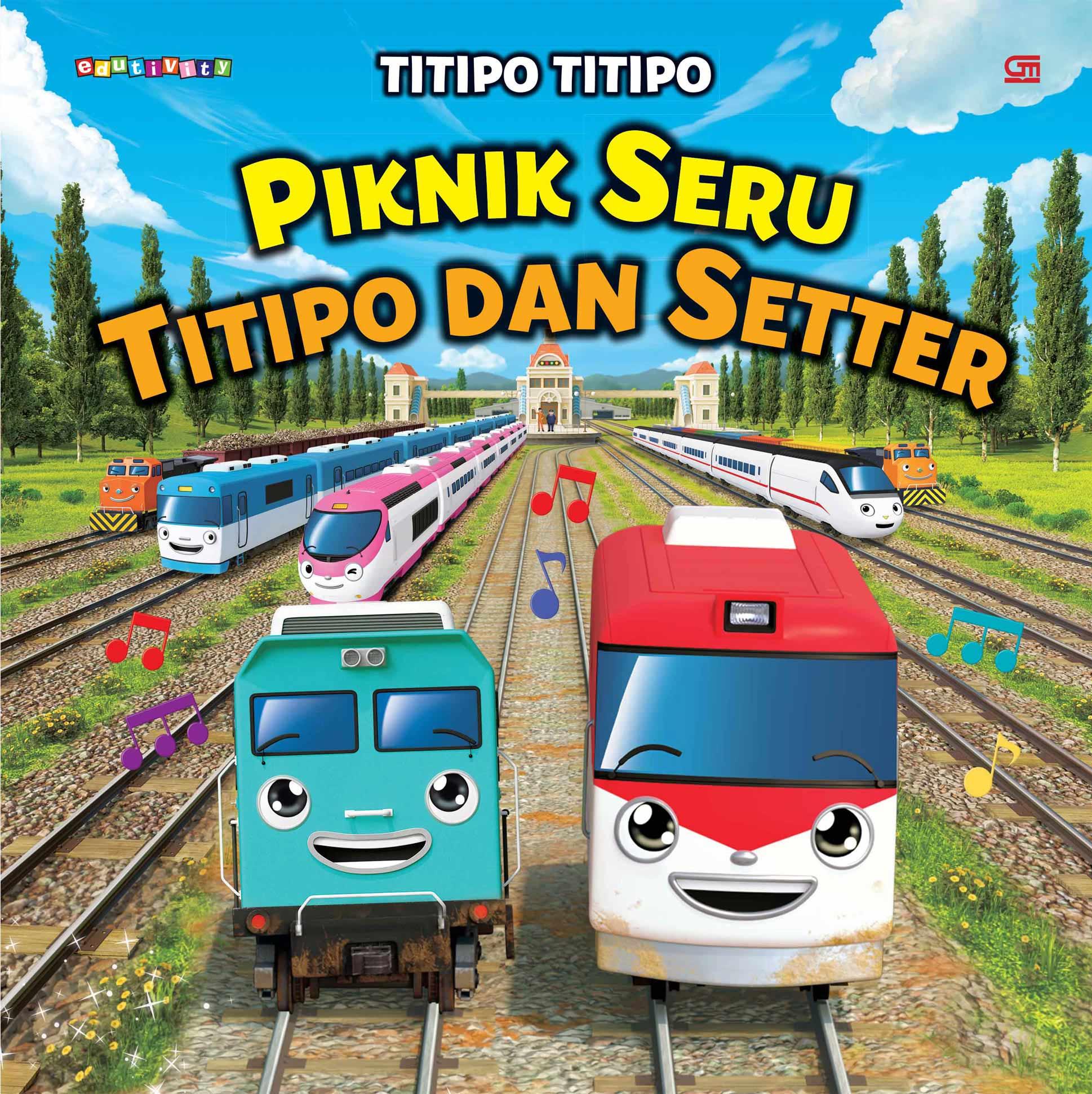 Titipo: Piknik Seru Titipo dan Setter