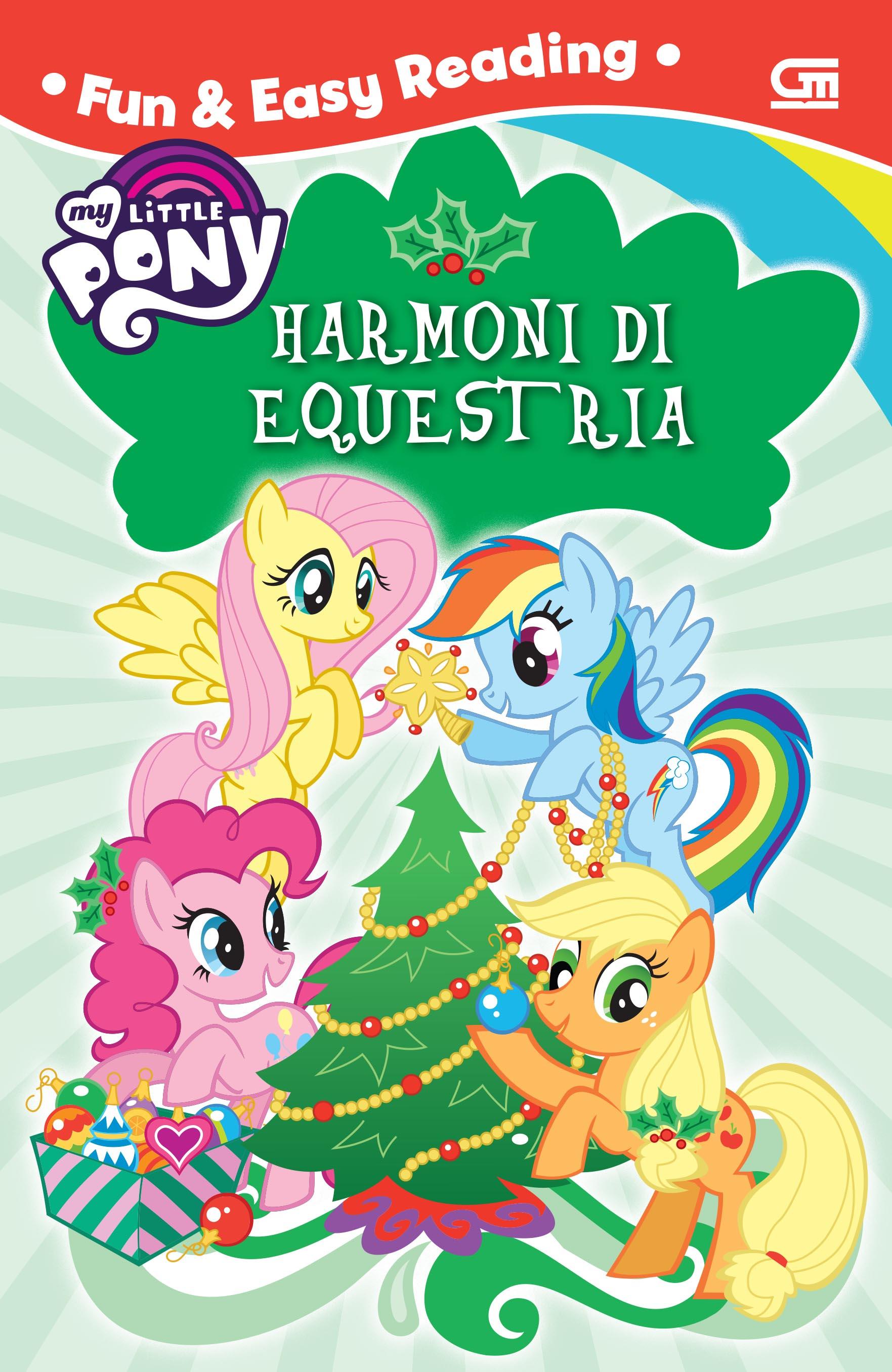 My Little Pony: Harmoni di Equiestria