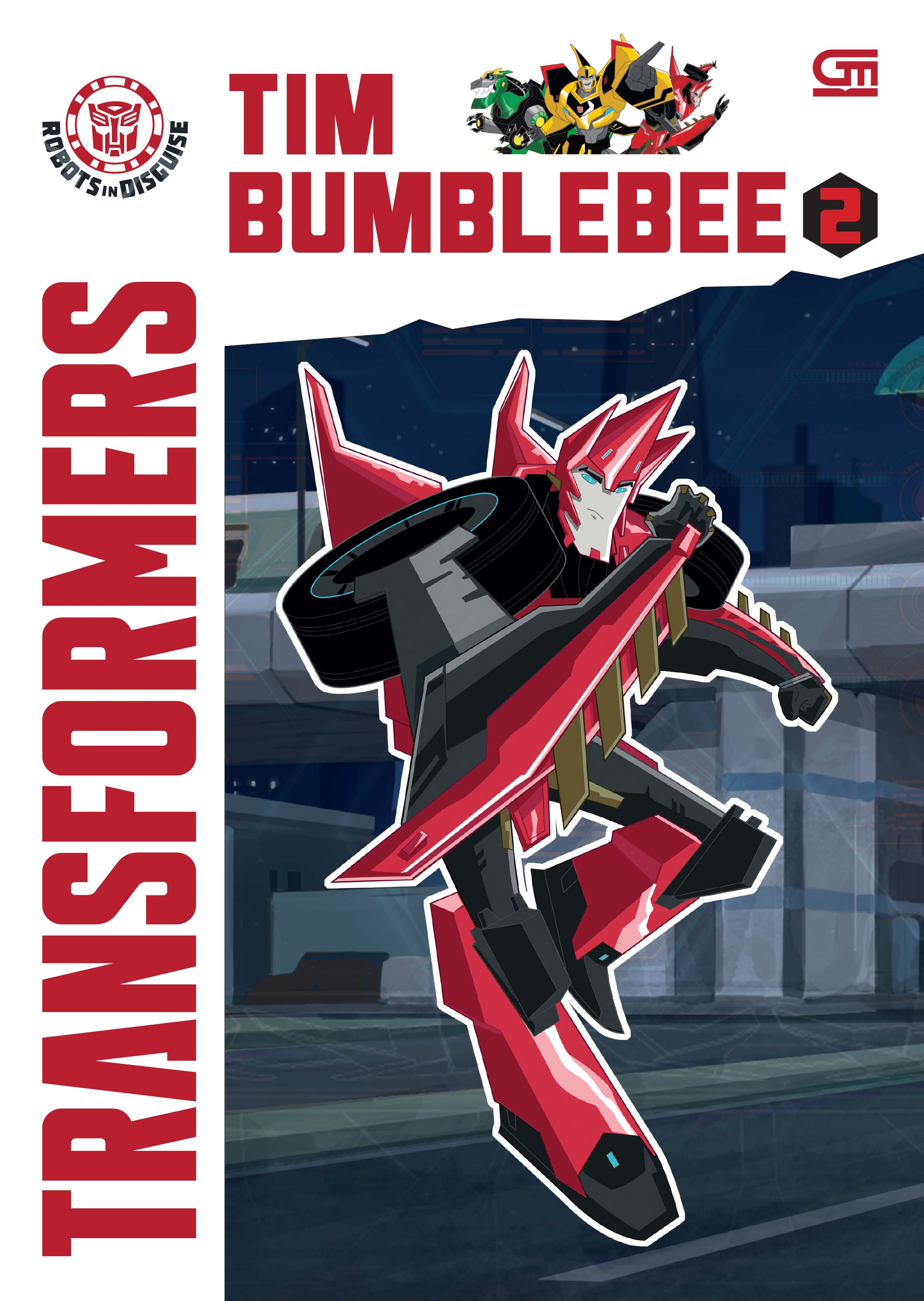Transformers Robots in Disguise: Tim Bumblebee 2