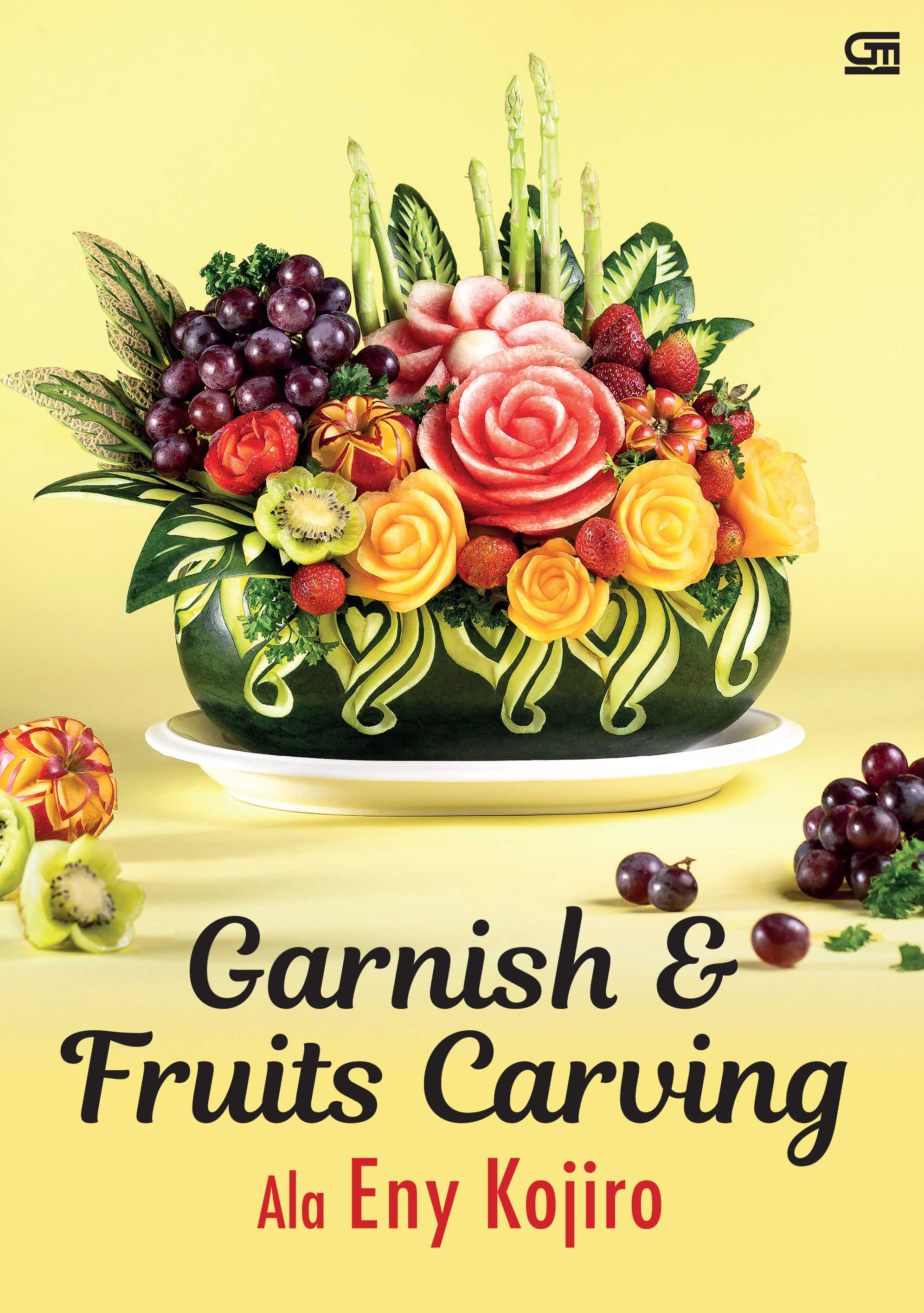 Garnish dan Fruit Carving
