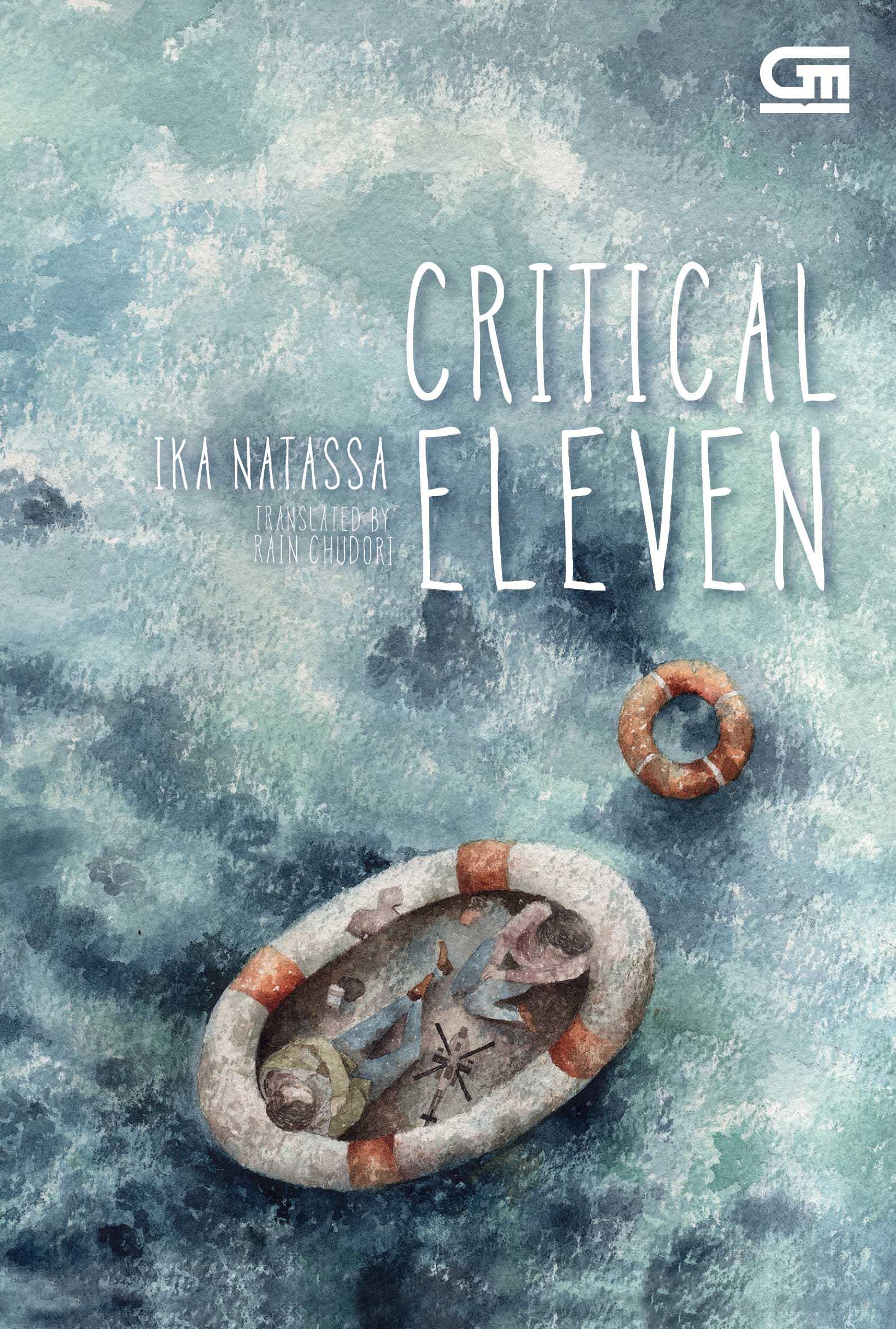 Critical Eleven (English Edition)