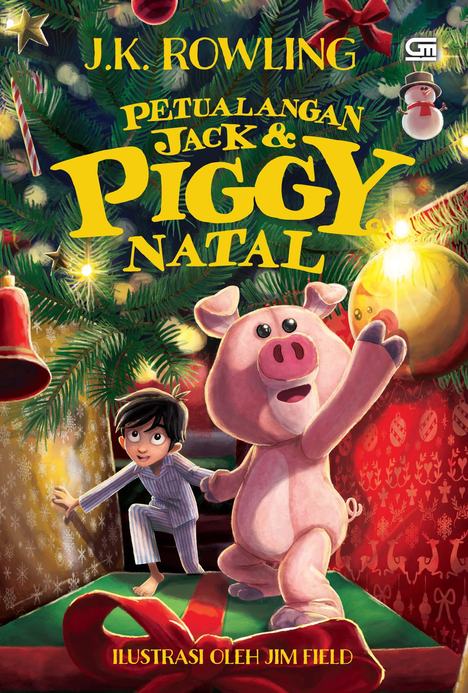 Petualangan Jack & Piggy Natal