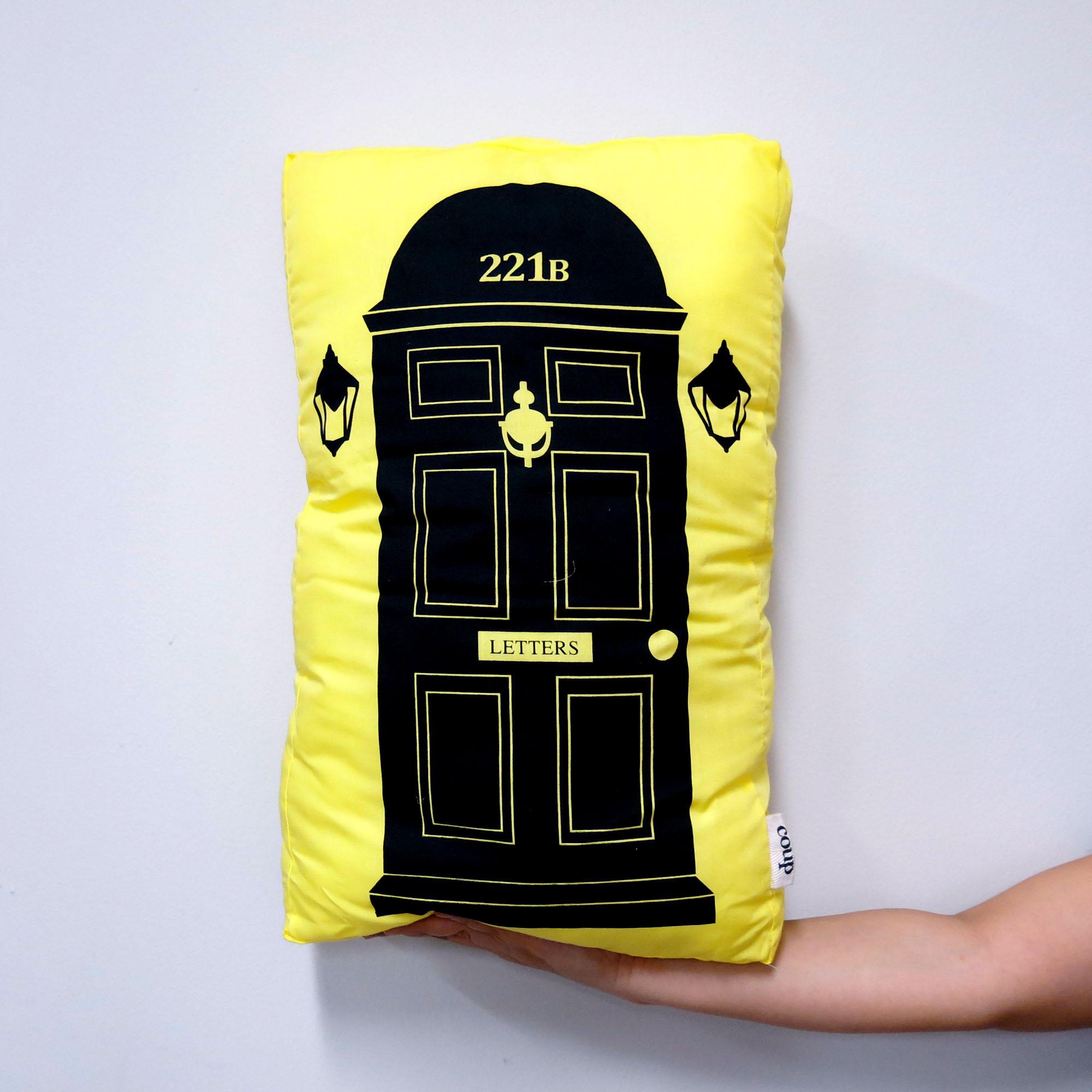 Sherlock Holmes Cushion Pillow 1