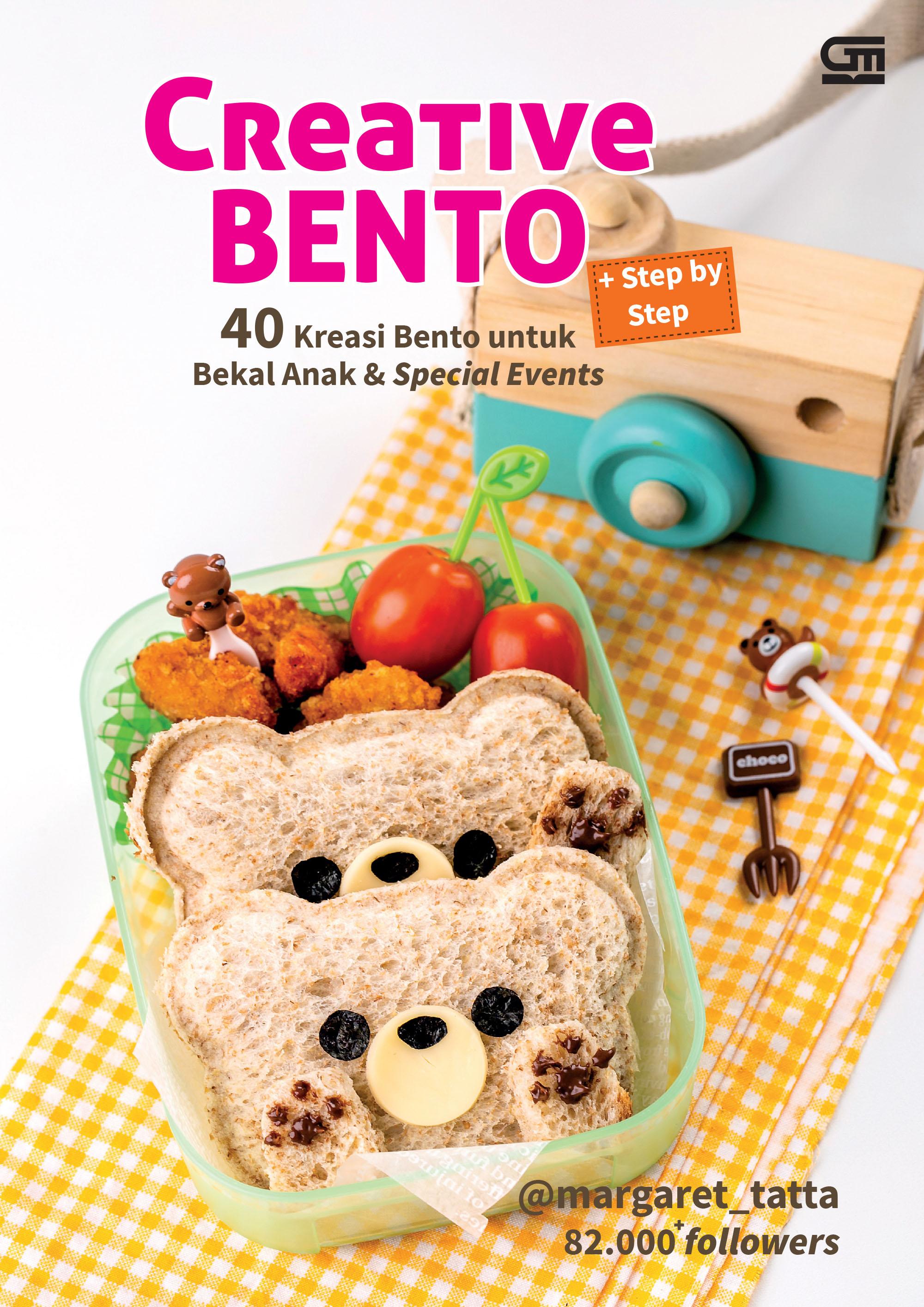 Creative Bento Hits di Instagram: 40 Kreasi Benti untuk Bekal Anak