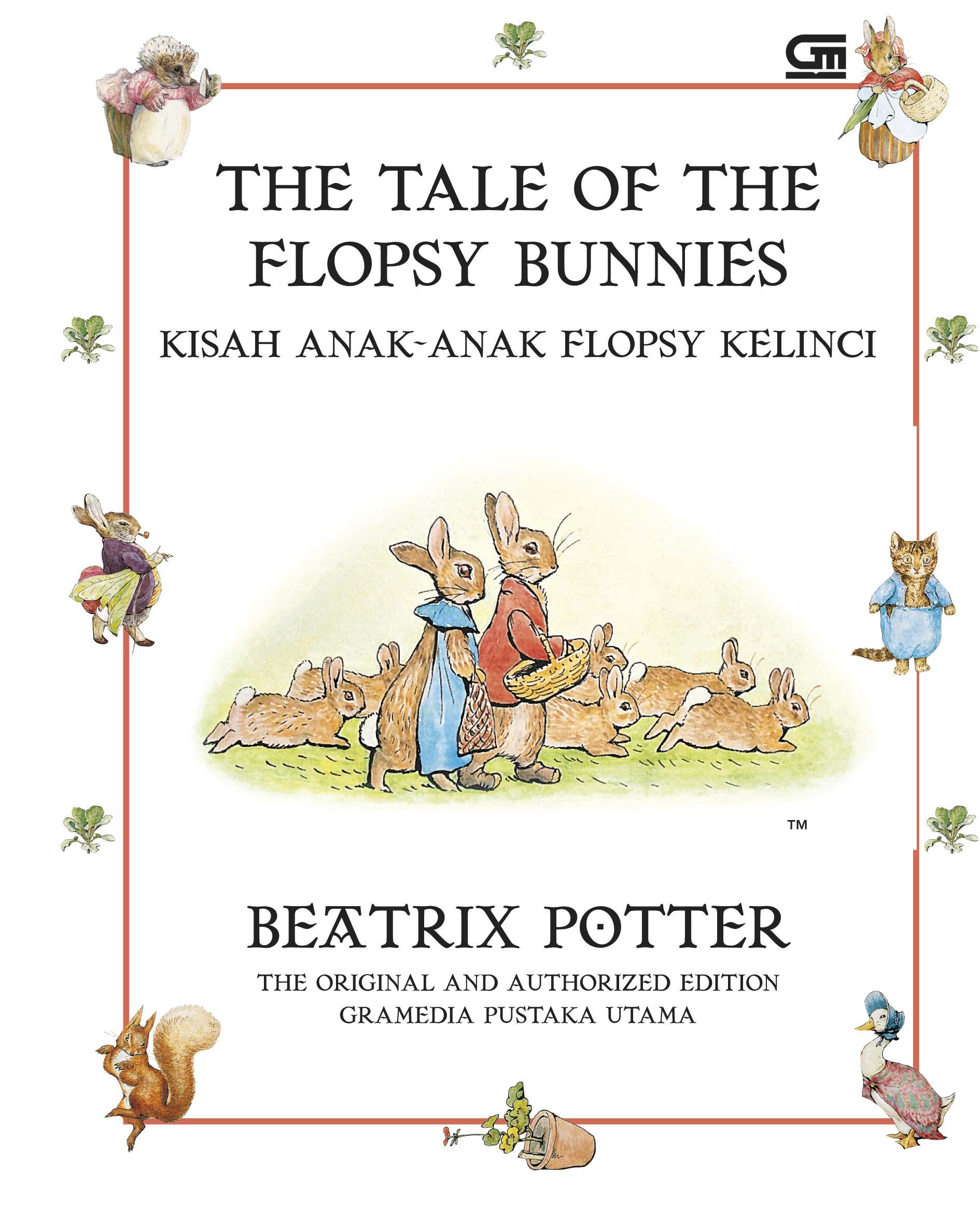 Kisah Anak-Anak Flopsy Kelinci (The Tale of Flopsy Bunnies)