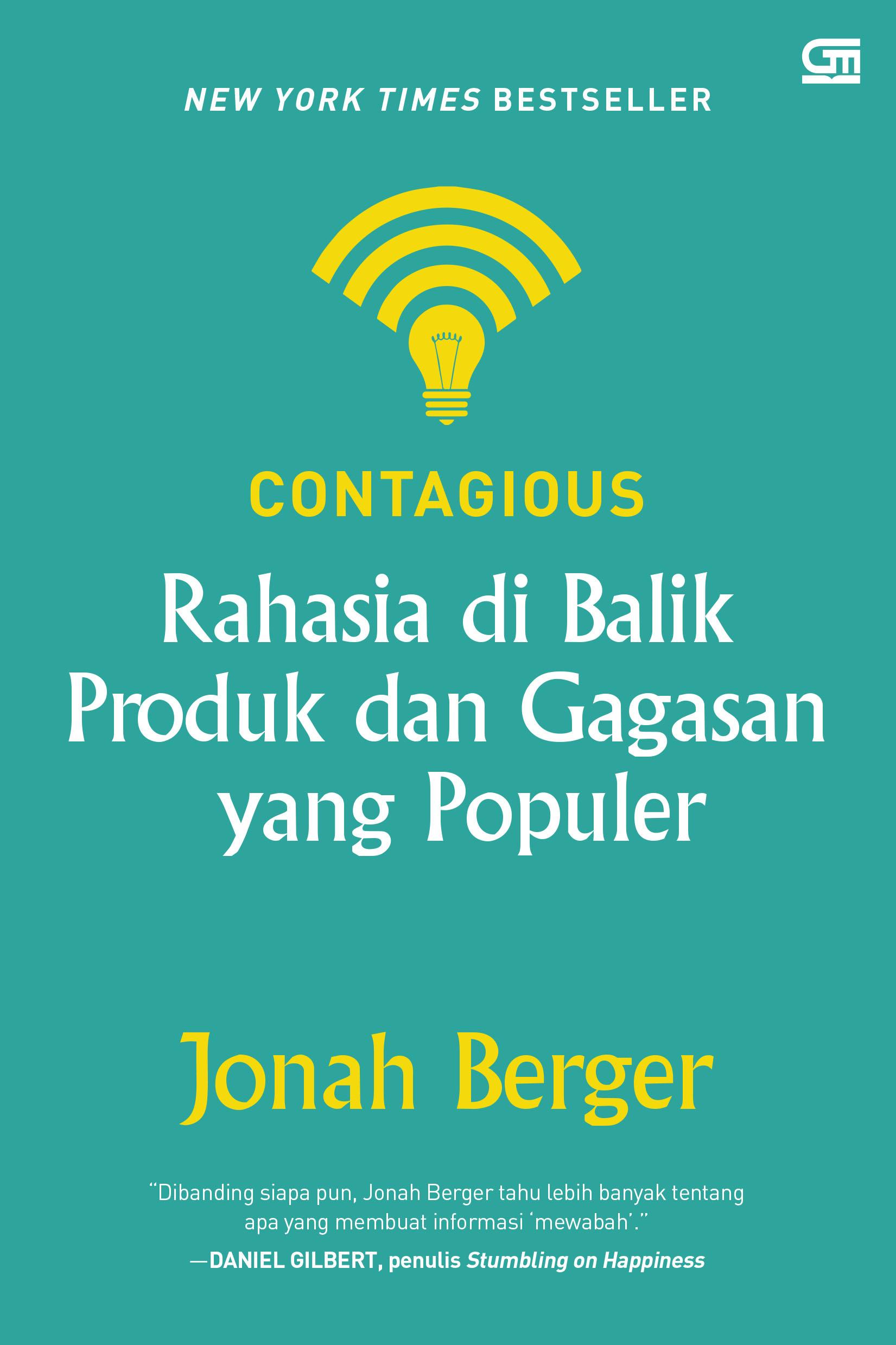 Contagious: Rahasia di Balik Produk dan Gagasan yang Populer