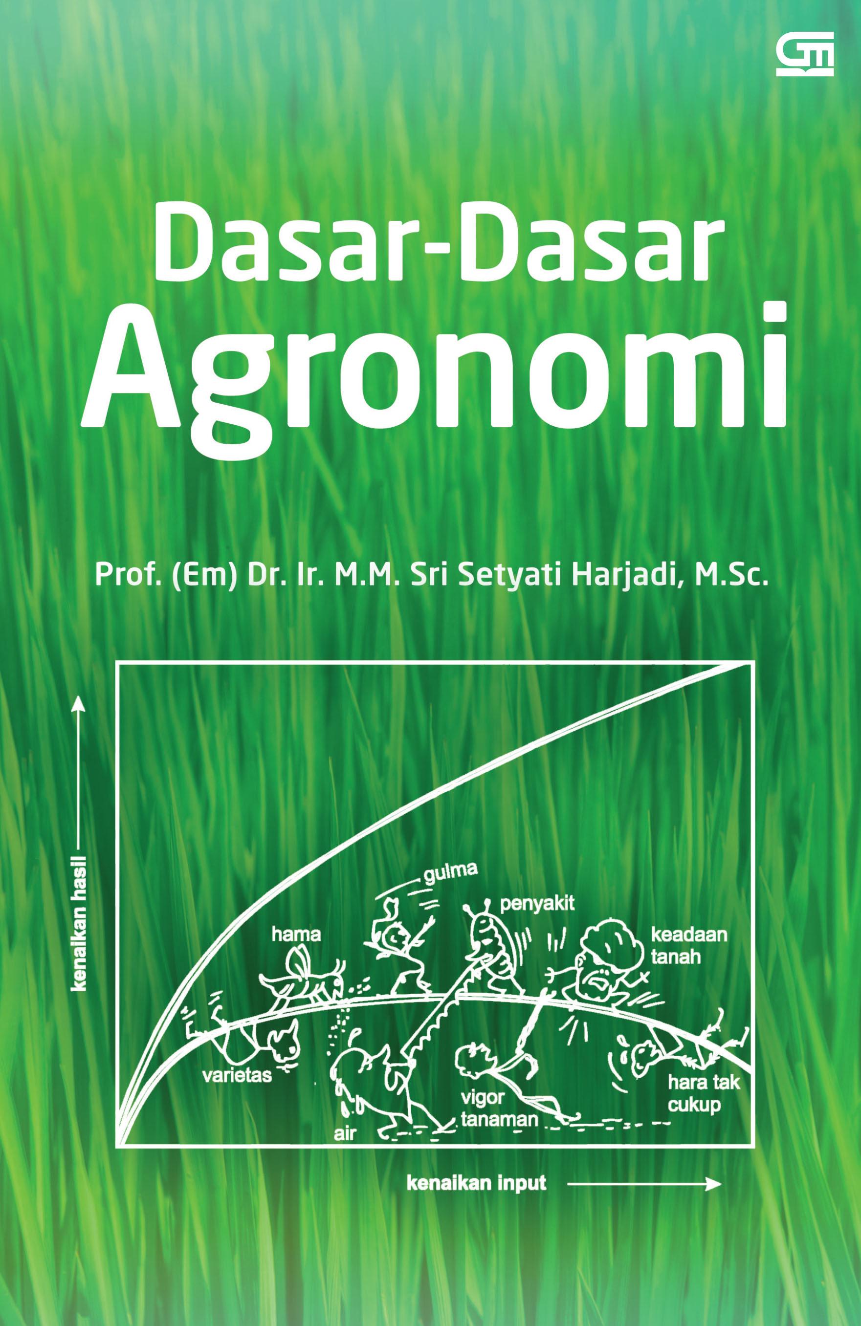 Dasar-dasar Agronomi