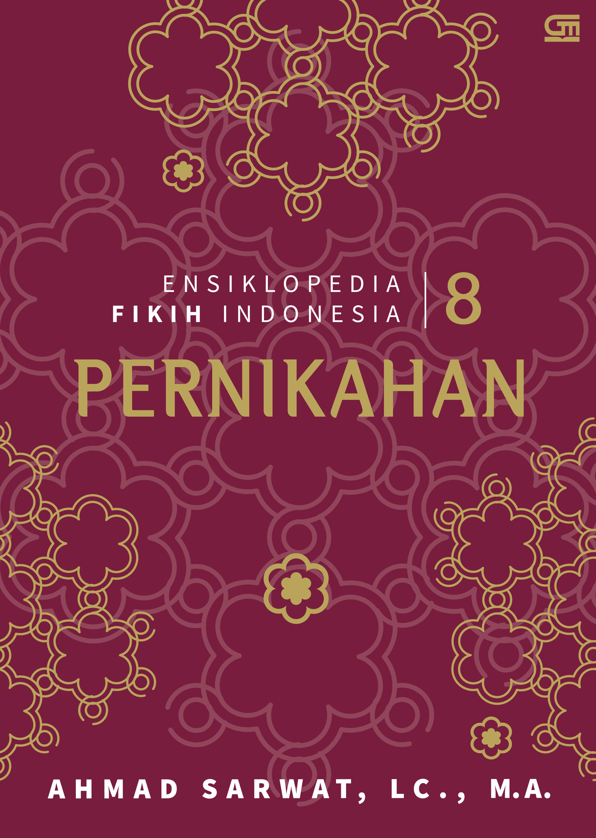 Ensiklopedi Fikih Indonesia: Pernikahan