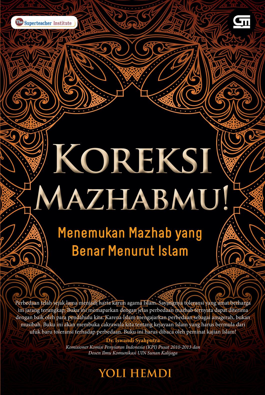 Koreksi Mazhabmu