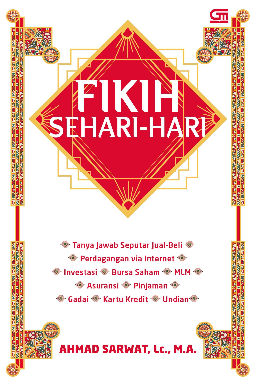 Fikih Sehari - Hari (Cover Baru)