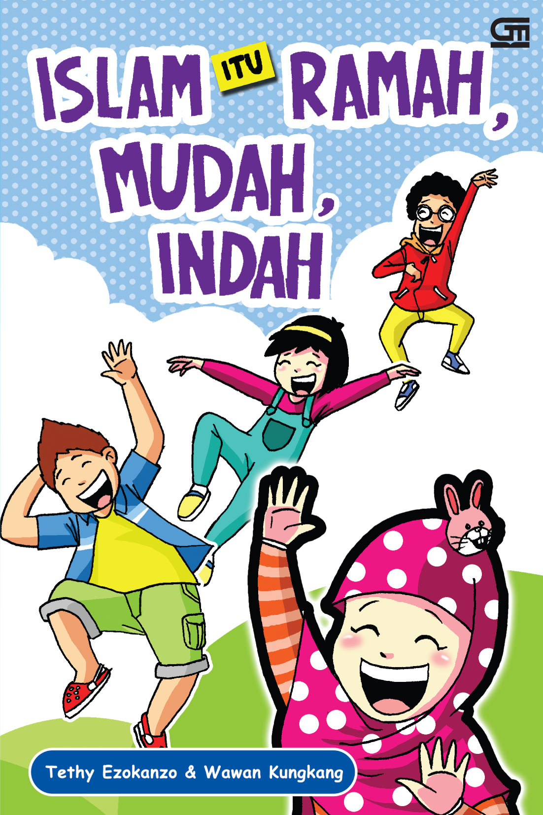 Islam itu Ramah, Mudah, Indah (Rev. Cover)