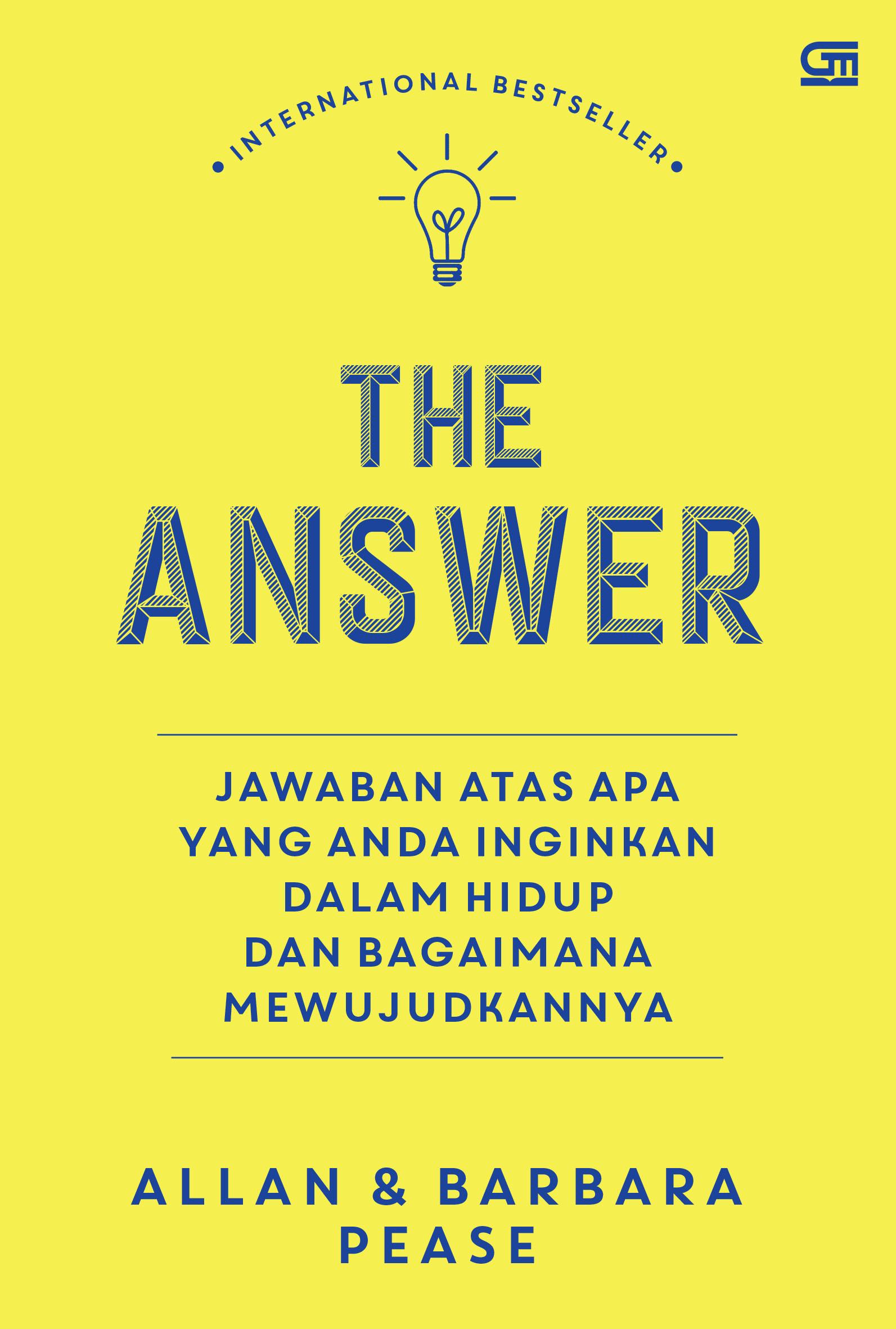 The Answer: Jawaban atas Semua yang Anda Inginkan