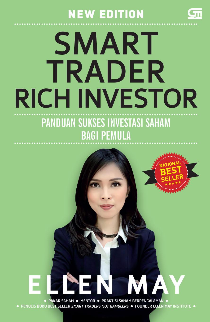 Smart Trader Rich Investor (Cover Baru)