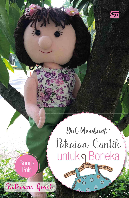 Yuk Membuat Pakaian Cantik untuk Boneka