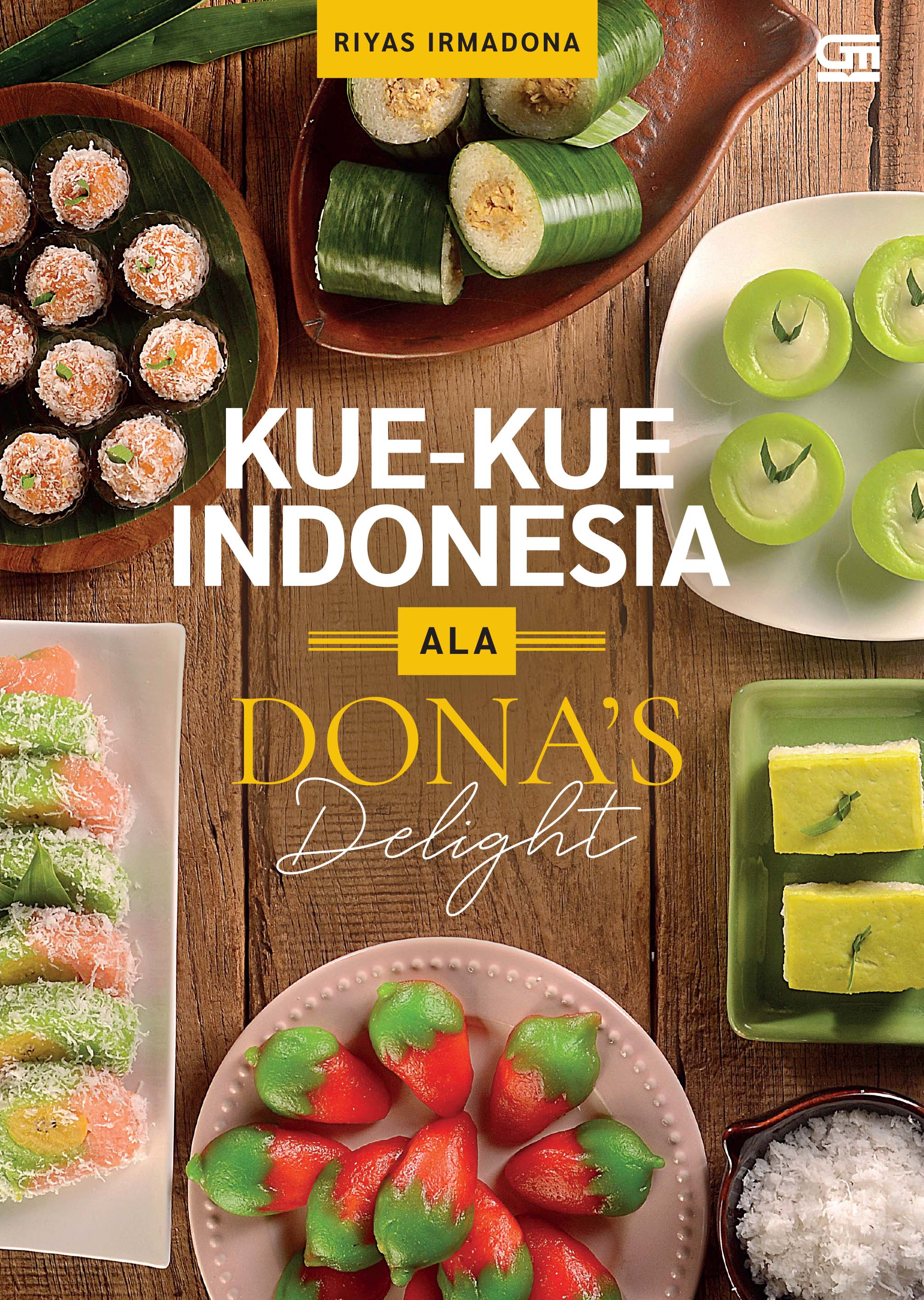 Kue-Kue Indonesia ala Dona's Delight