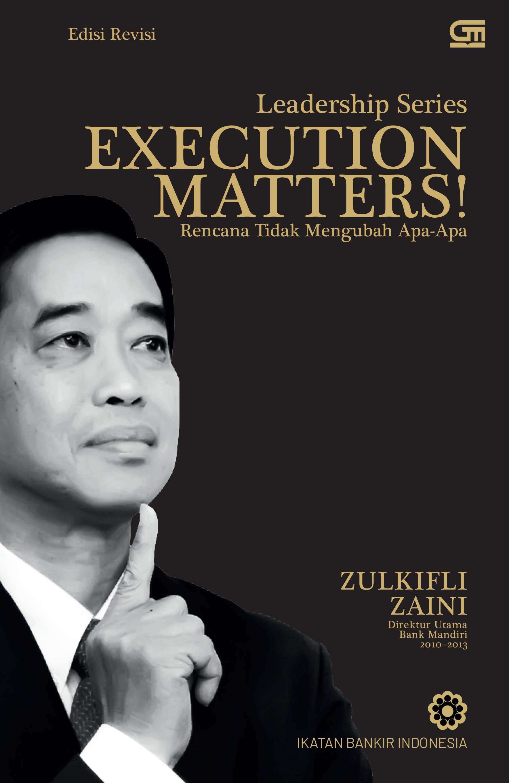 Execution Matters! Edisi Revisi