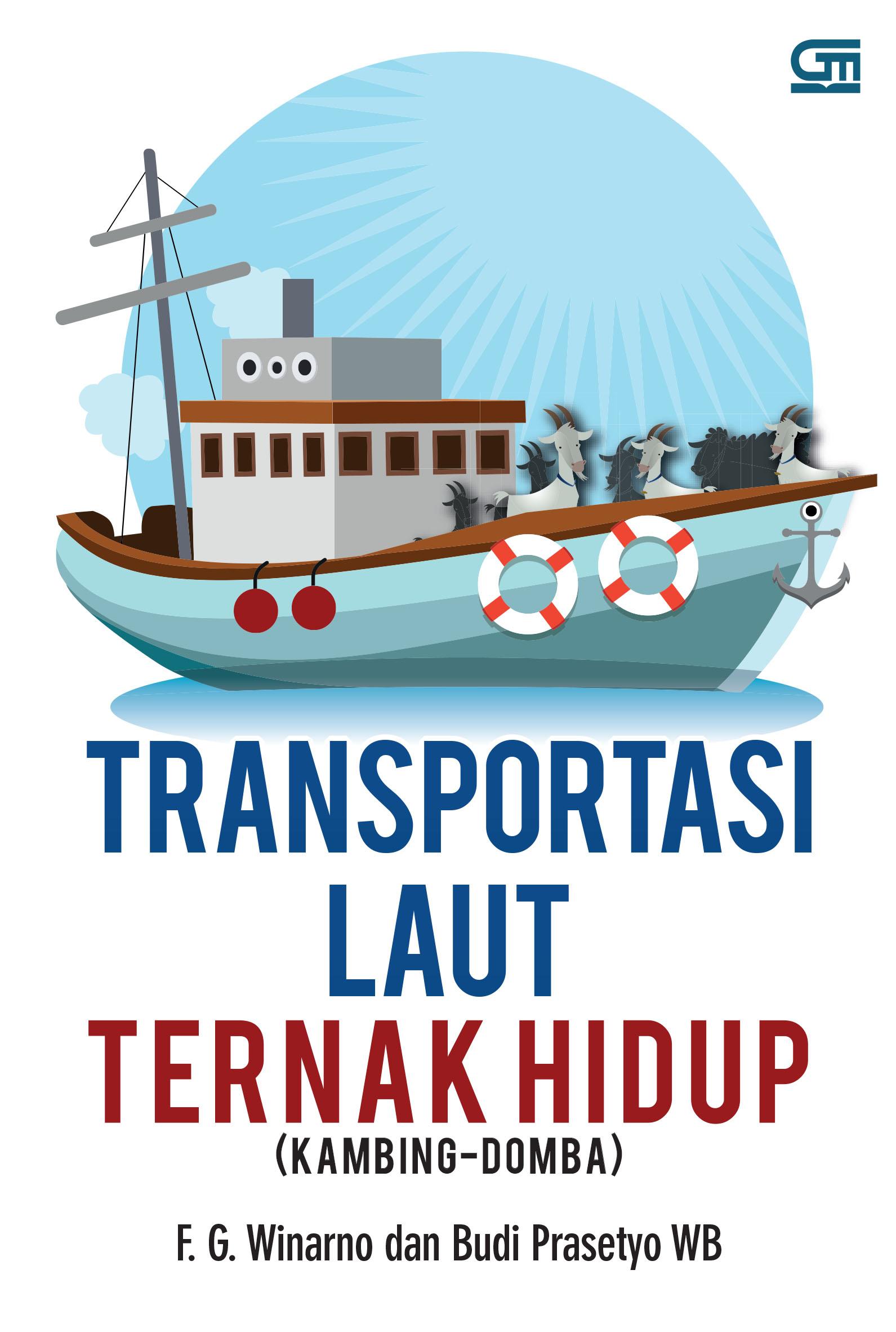 Transportasi Laut Ternak Hidup (Kambing-Domba)