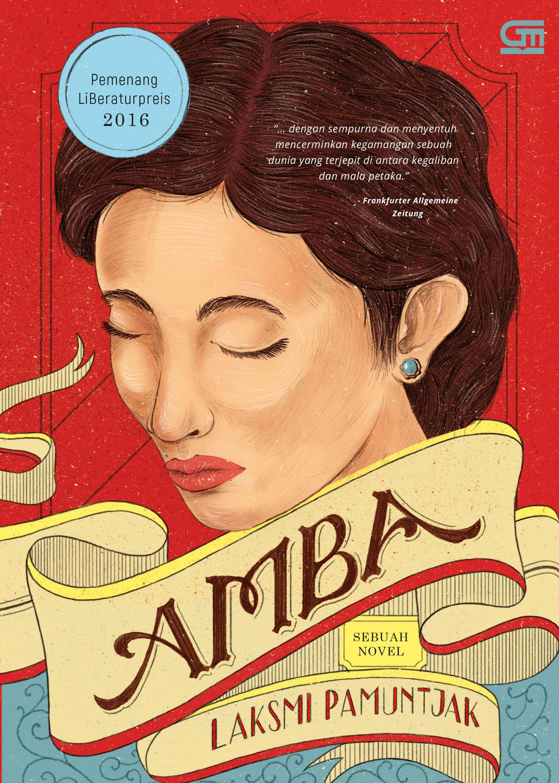 Amba (Cover Baru)